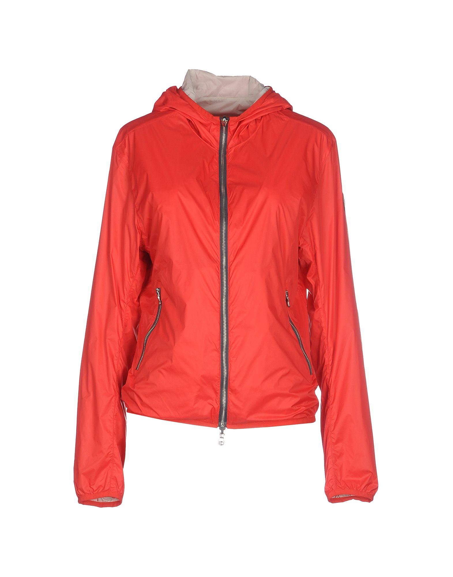 colmar jacket in red lyst. Black Bedroom Furniture Sets. Home Design Ideas