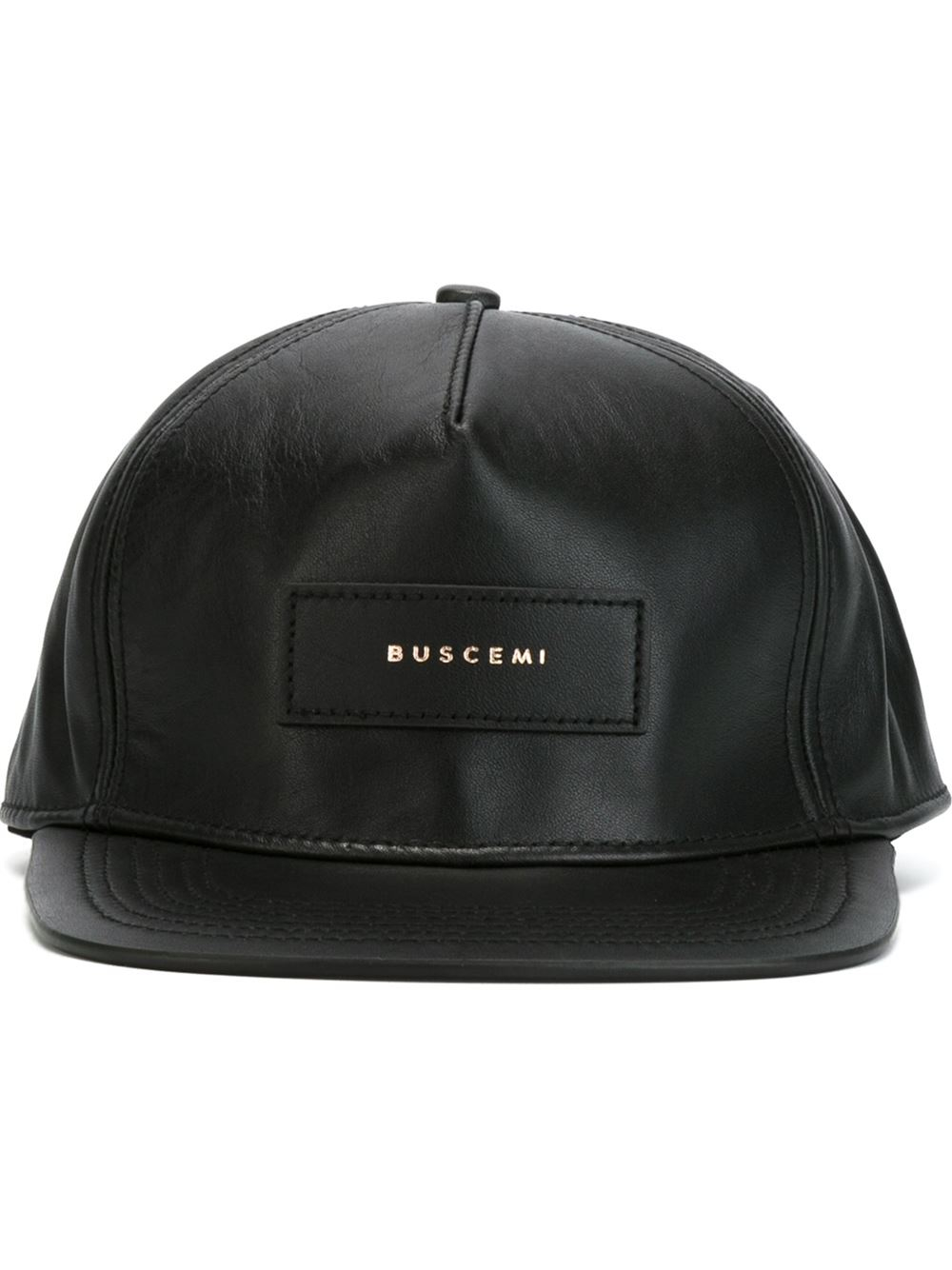 0e3a5921309 Gallery. Previously sold at  Farfetch · Women s Baseball Caps Women s  Leather ...