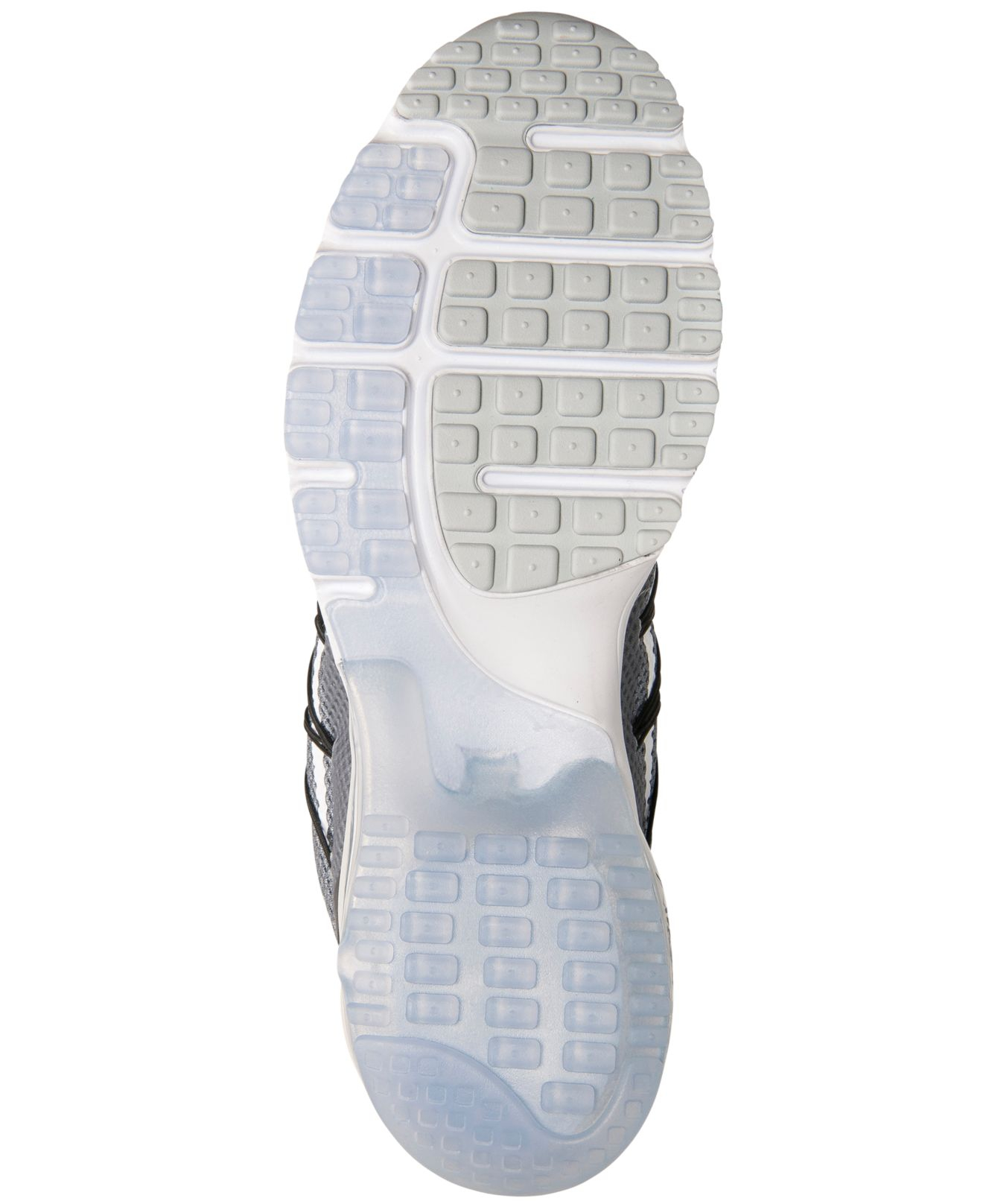 brand new b7fce 3977d nike-cool-greywhiteblackpur-mens-air -max-excellerate-3-running-sneakers-from-finish-line-gray-product-4-487139751-normal.jpeg