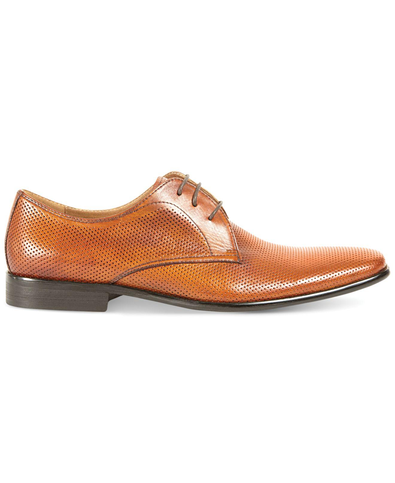 Cognac Dress Shoes Macy