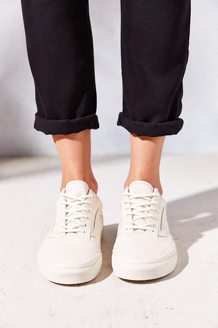 vans old skool sneakers women