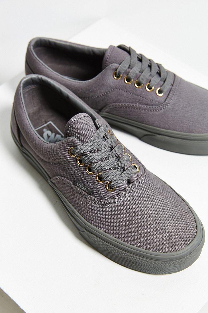 6741d6efe2 Lyst - Vans Era Gold Mono Sneaker in Gray