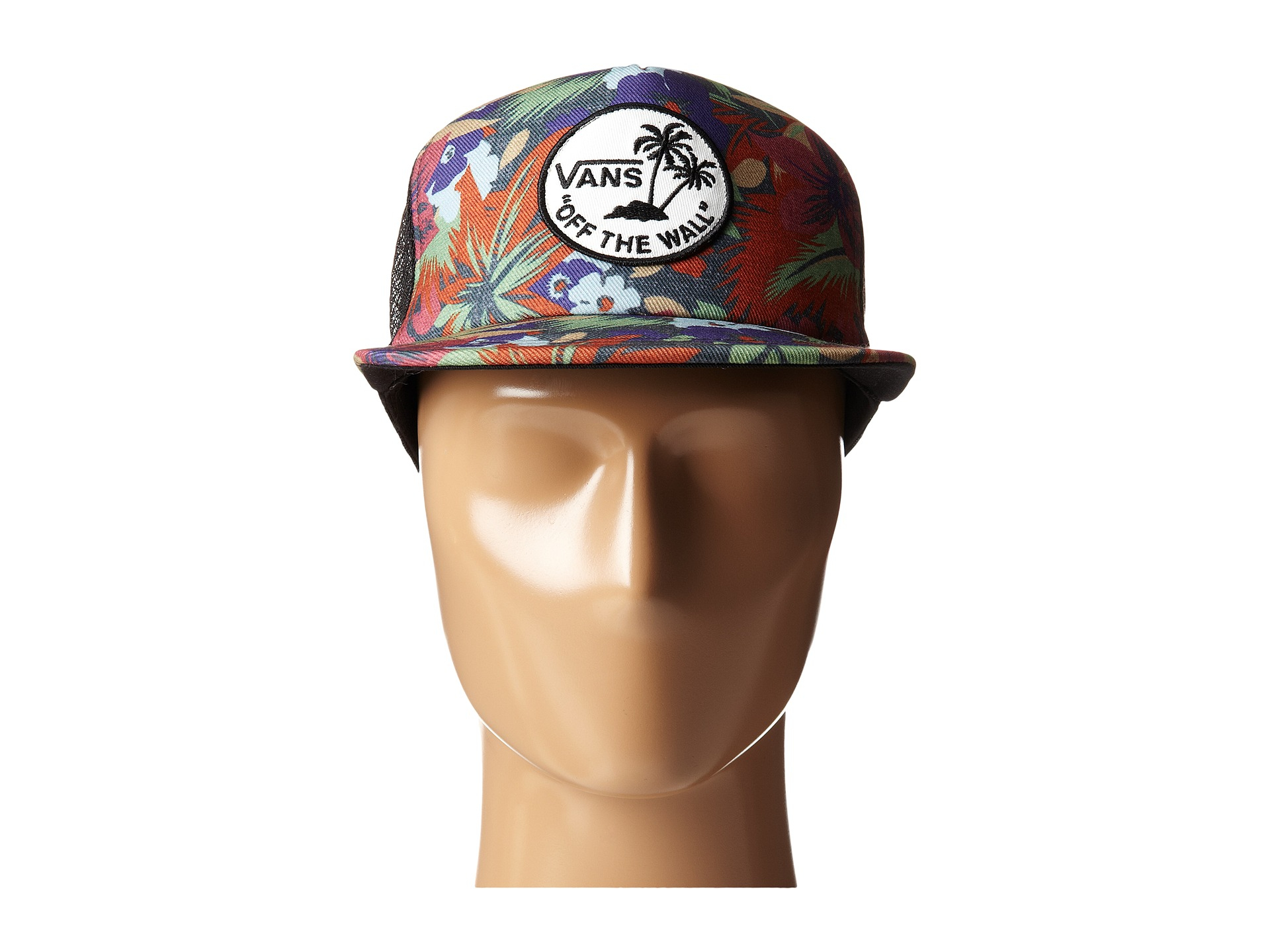 9552da9532f Lyst - Vans Surf Patch Trucker Hat for Men
