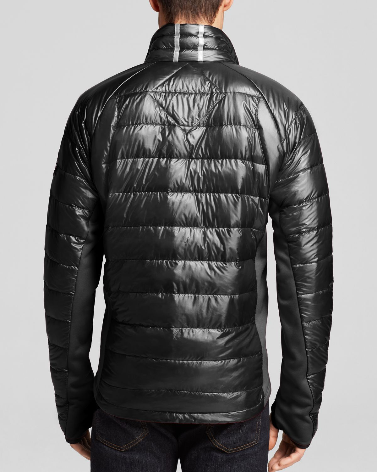 Canada Goose store - Canada goose Hybridge Lite Jacket in Black for Men | Lyst