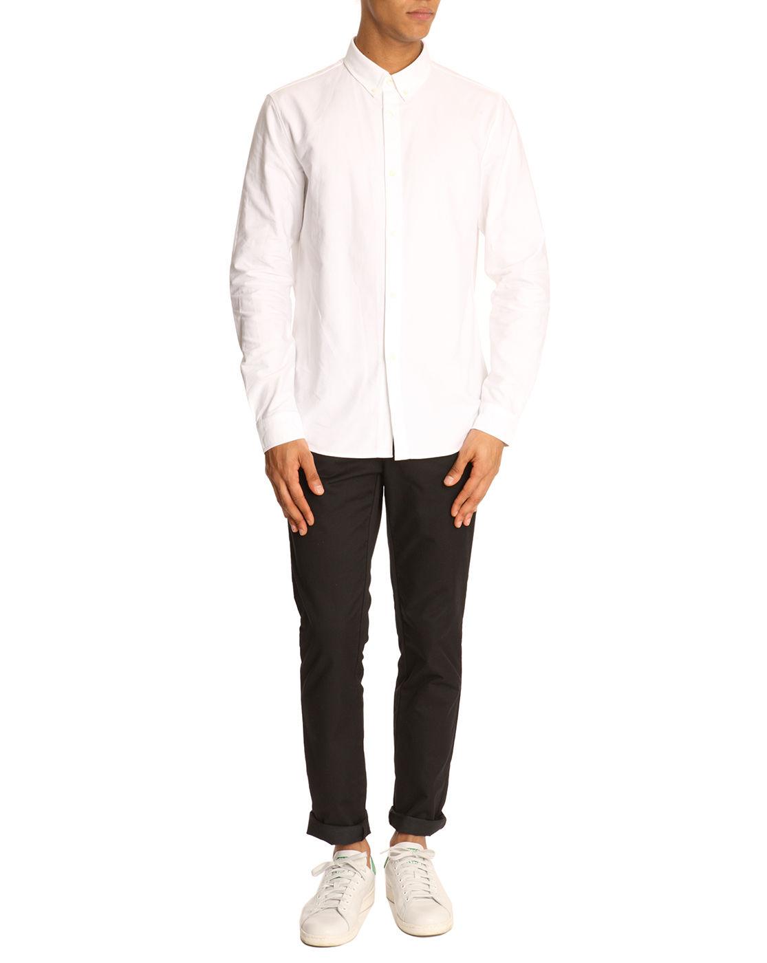 White Oxford Shirt Womens Lookup Beforebuying