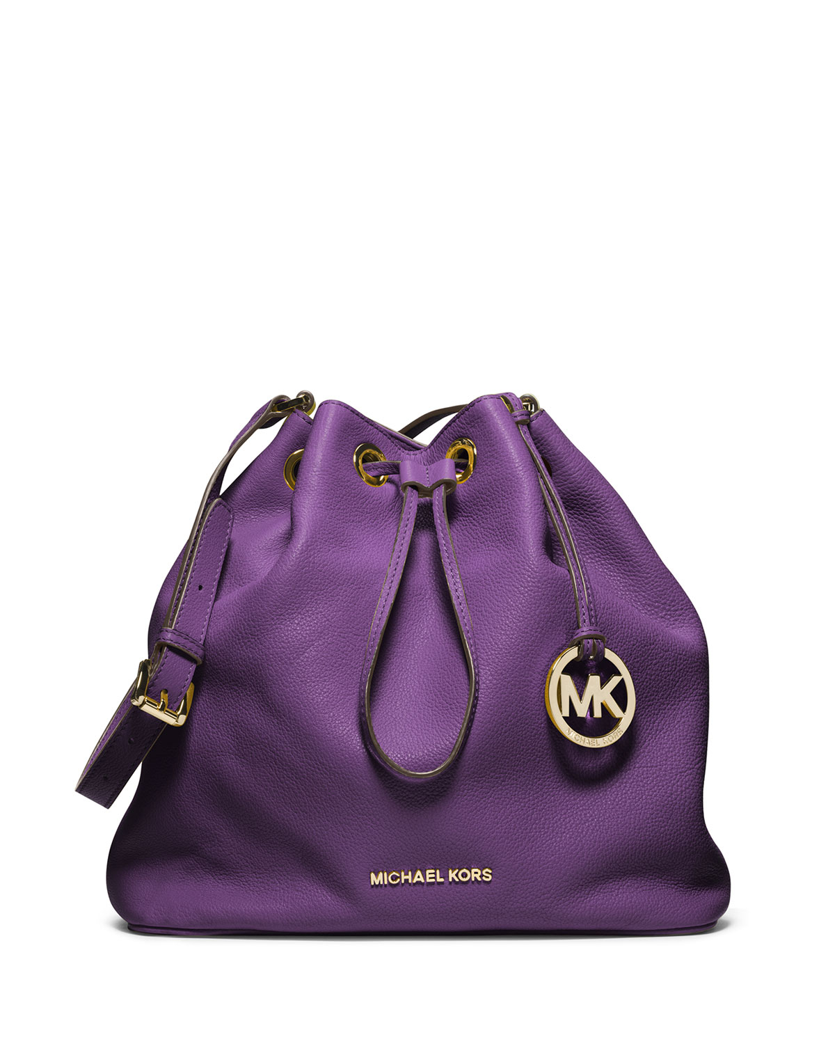 ae749587353ea5 france michael kors frankie small drawstring crossbody 8ddec 9ba0c; ireland  lyst michael michael kors large jules drawstring shoulder bag in 6515b fa62f