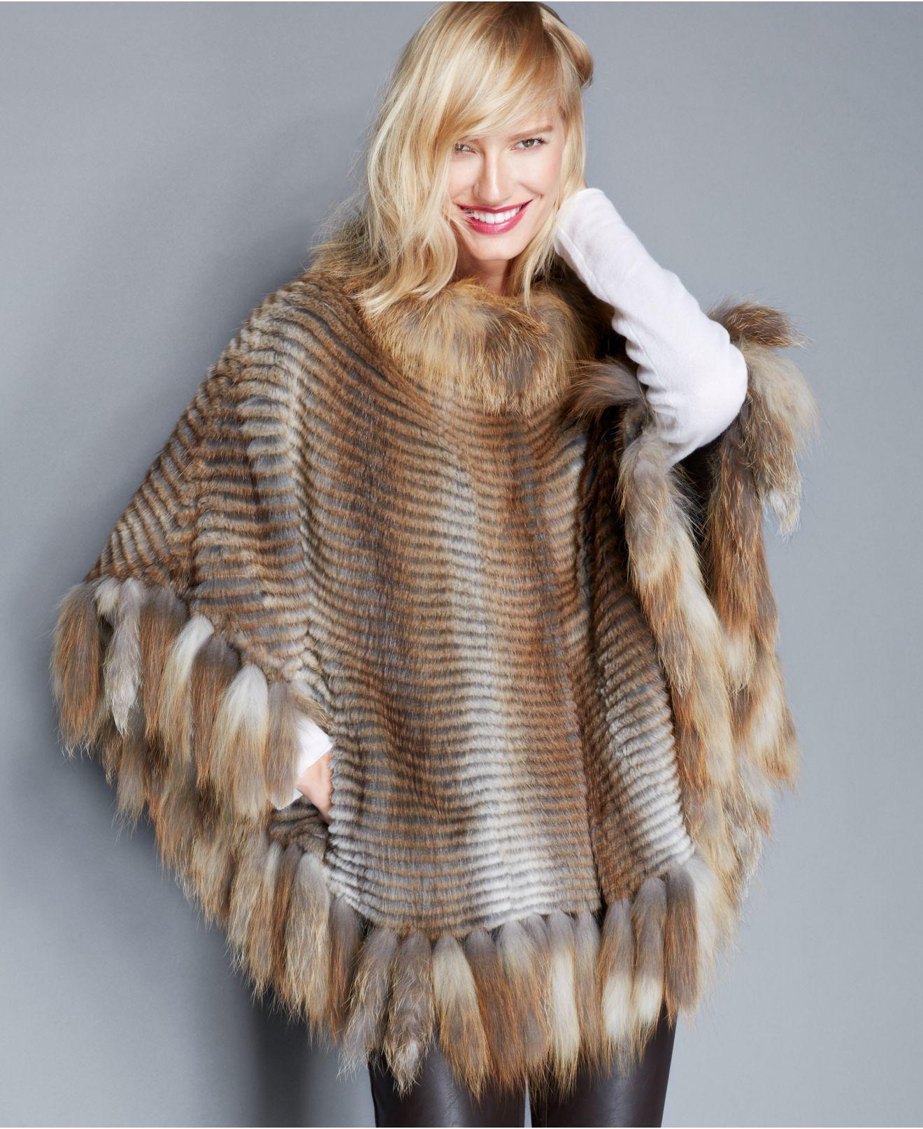Womens Fox Sweater