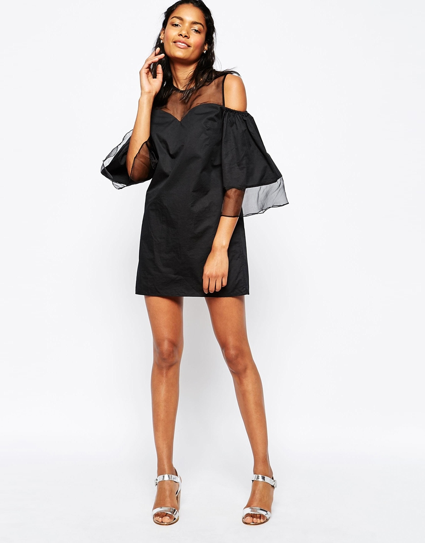 Shakuhachi black dress