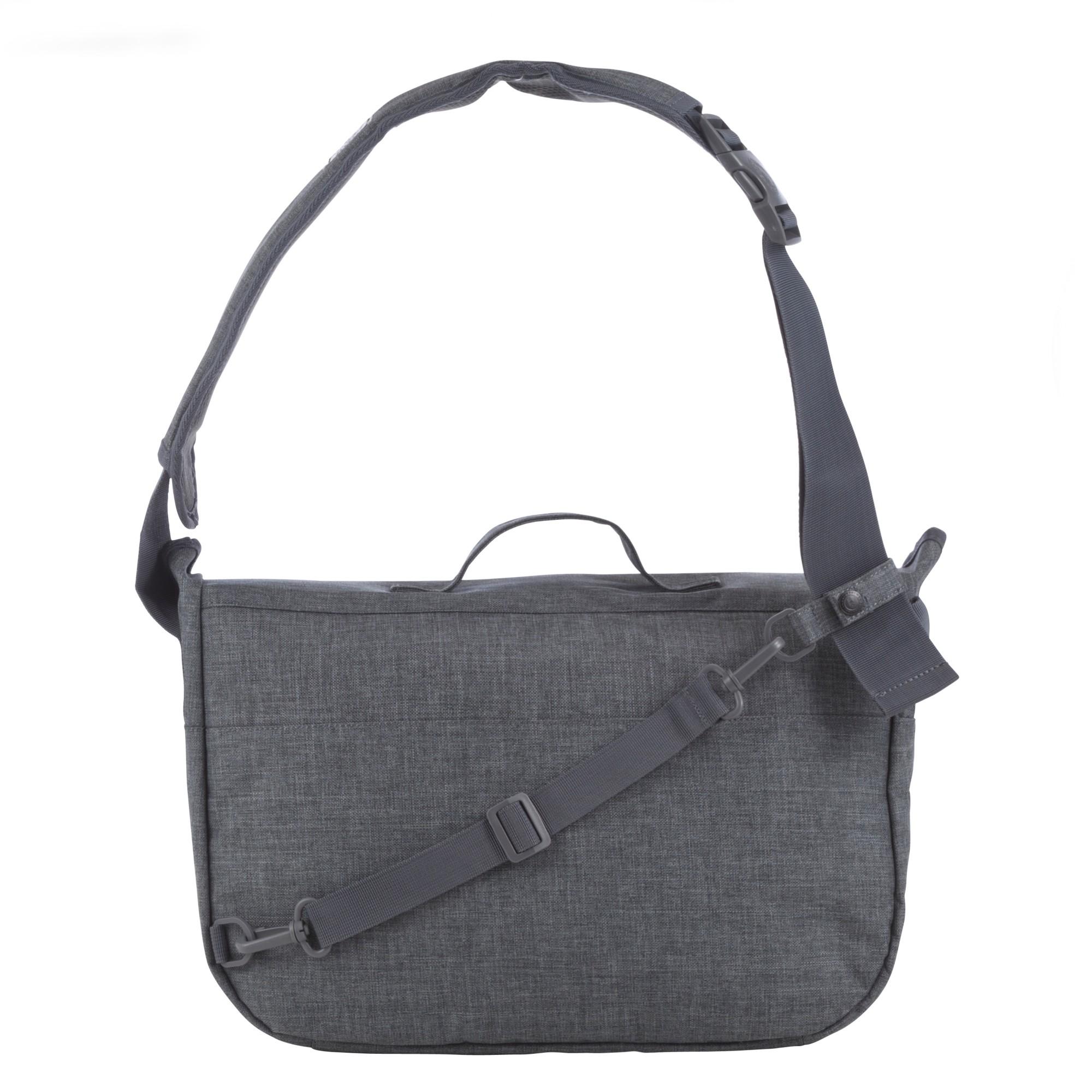 b62928293d Herschel Supply Co. Pop Quiz Messenger Bag in Gray for Men - Lyst