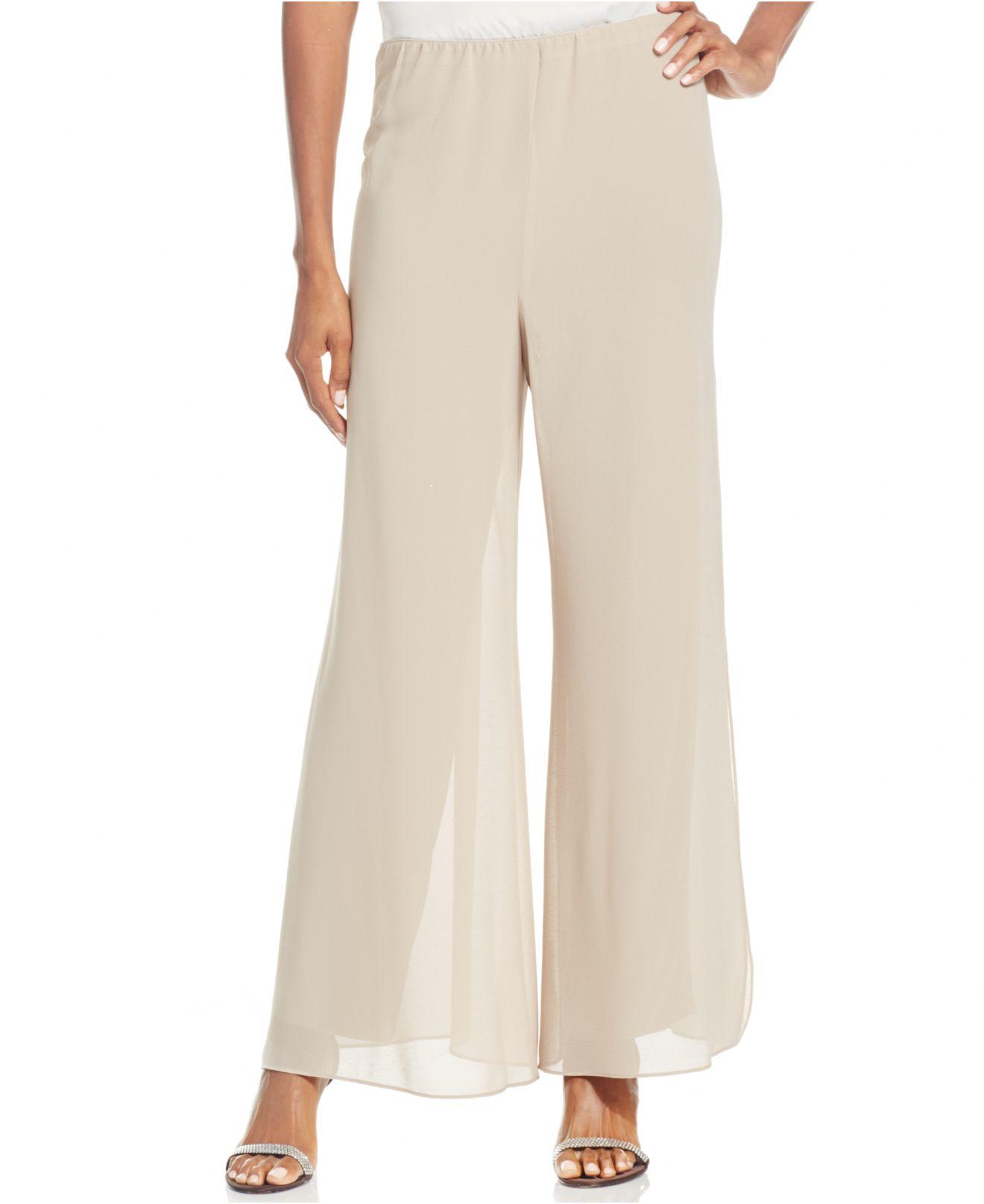 b7b5a9808d26f9 Wide Leg Dressy Pant Suits