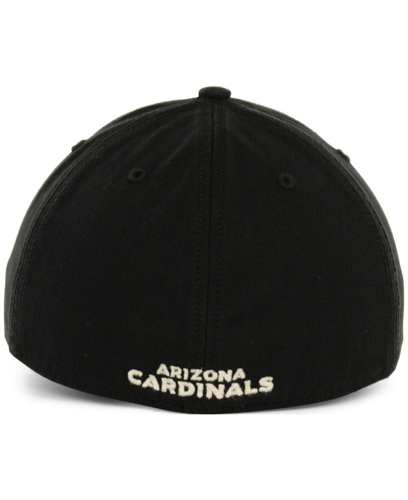 93c6016d8 Lyst - 47 Brand Arizona Cardinals Franchise Hat in Black for Men