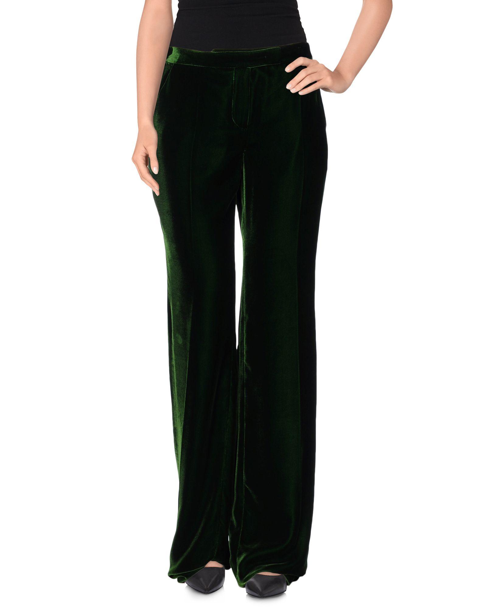 Lyst Emilio Pucci Casual Trouser In Green