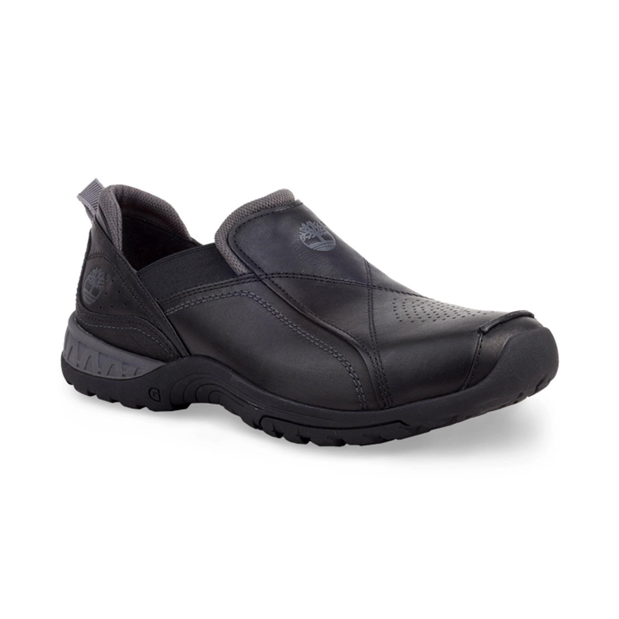 timberland city adventure front country slip on shoes in