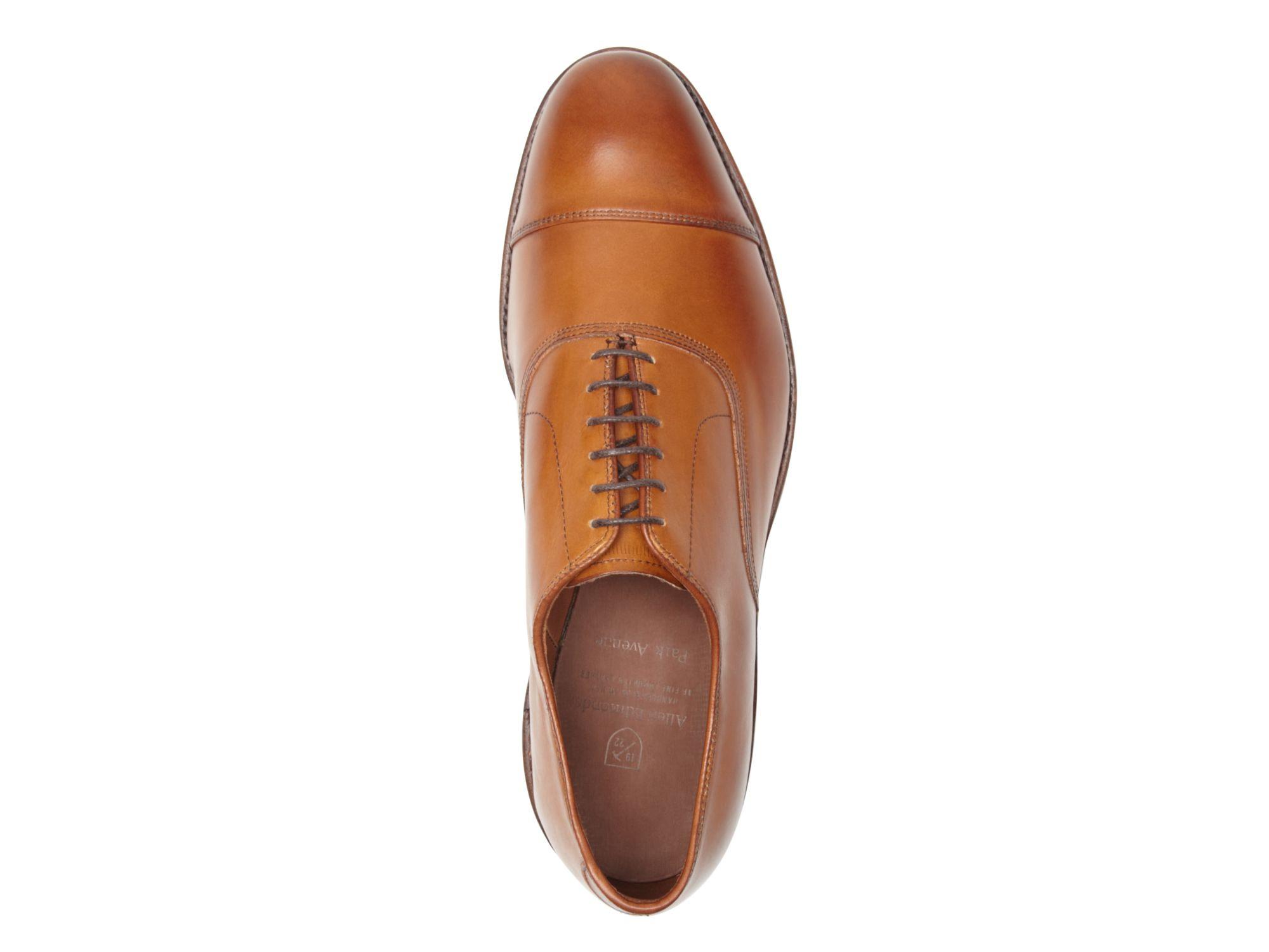 2447a00ea2114 Lyst - Allen Edmonds Park Avenue Oxfords in Brown for Men