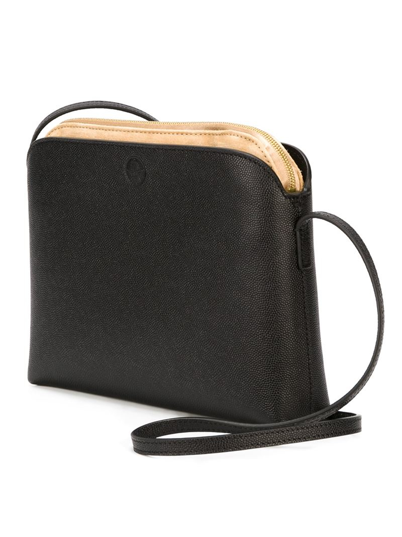 The Multi Row Pouch Black Bag Crossbody In Lyst HqHw5xrZ