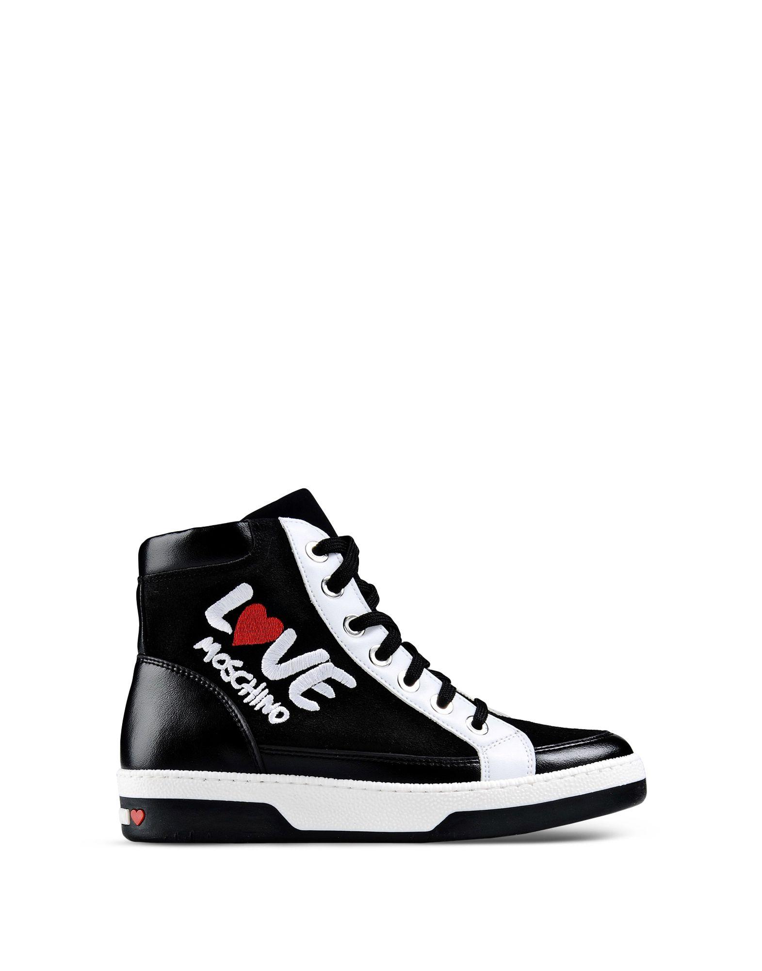 Love Moschino High-tops Et Chaussures De Sport DOghsbG