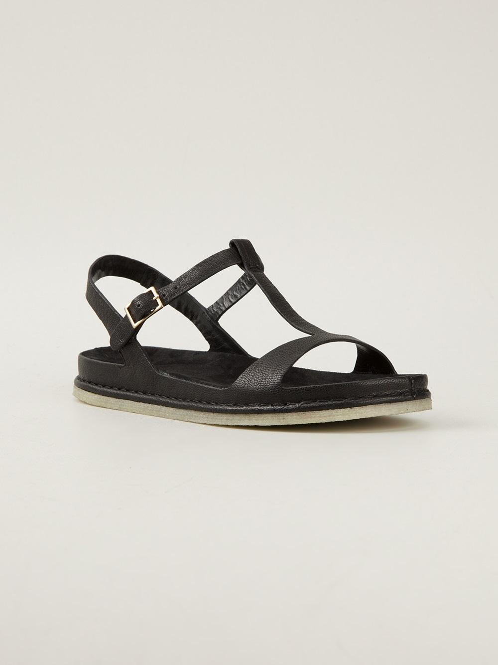 ROBERTO DEL CARLO Slingback sandals 28of4hvwo