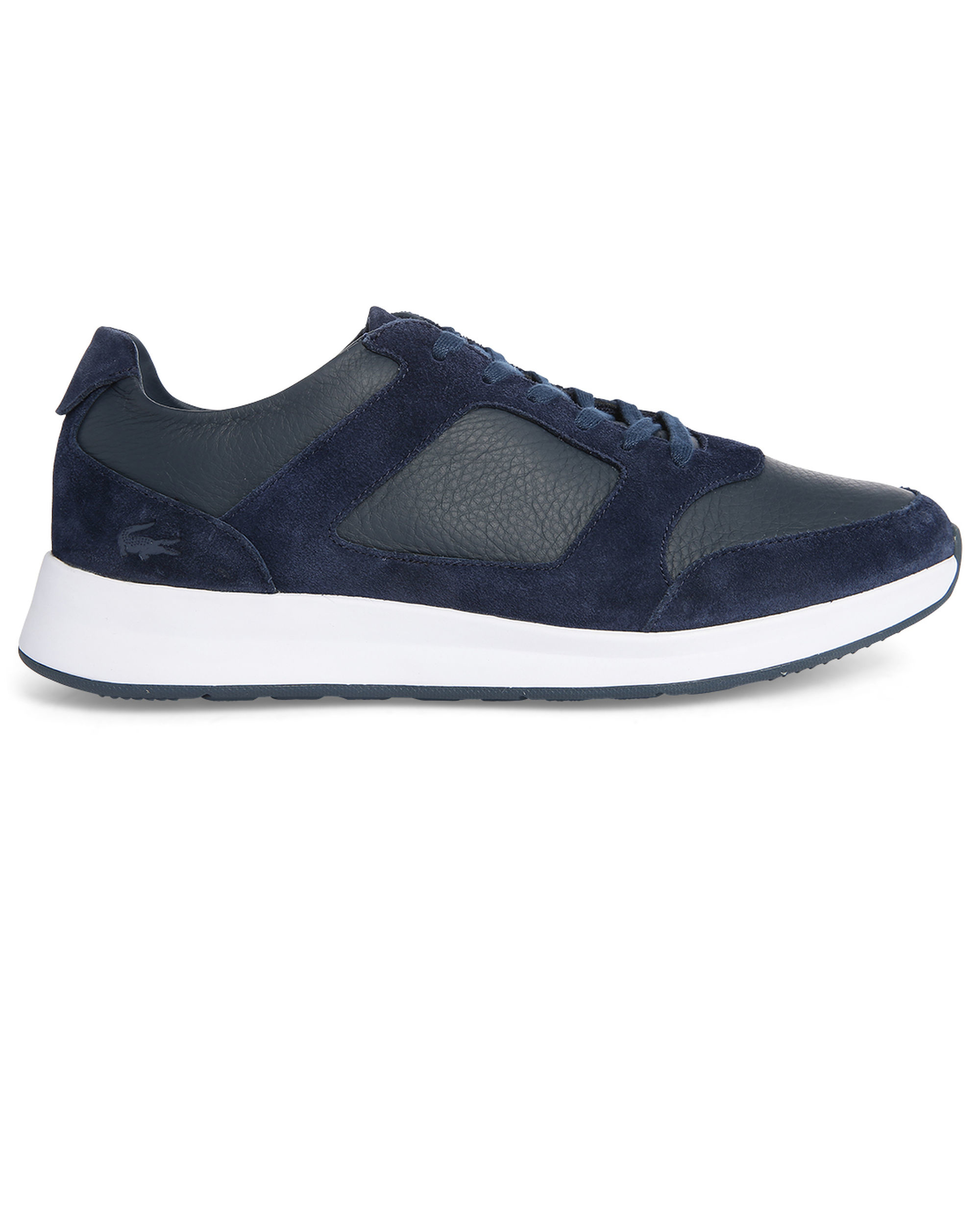 Lacoste Navy Joggeur Running Shoes in Blue for Men   Lyst