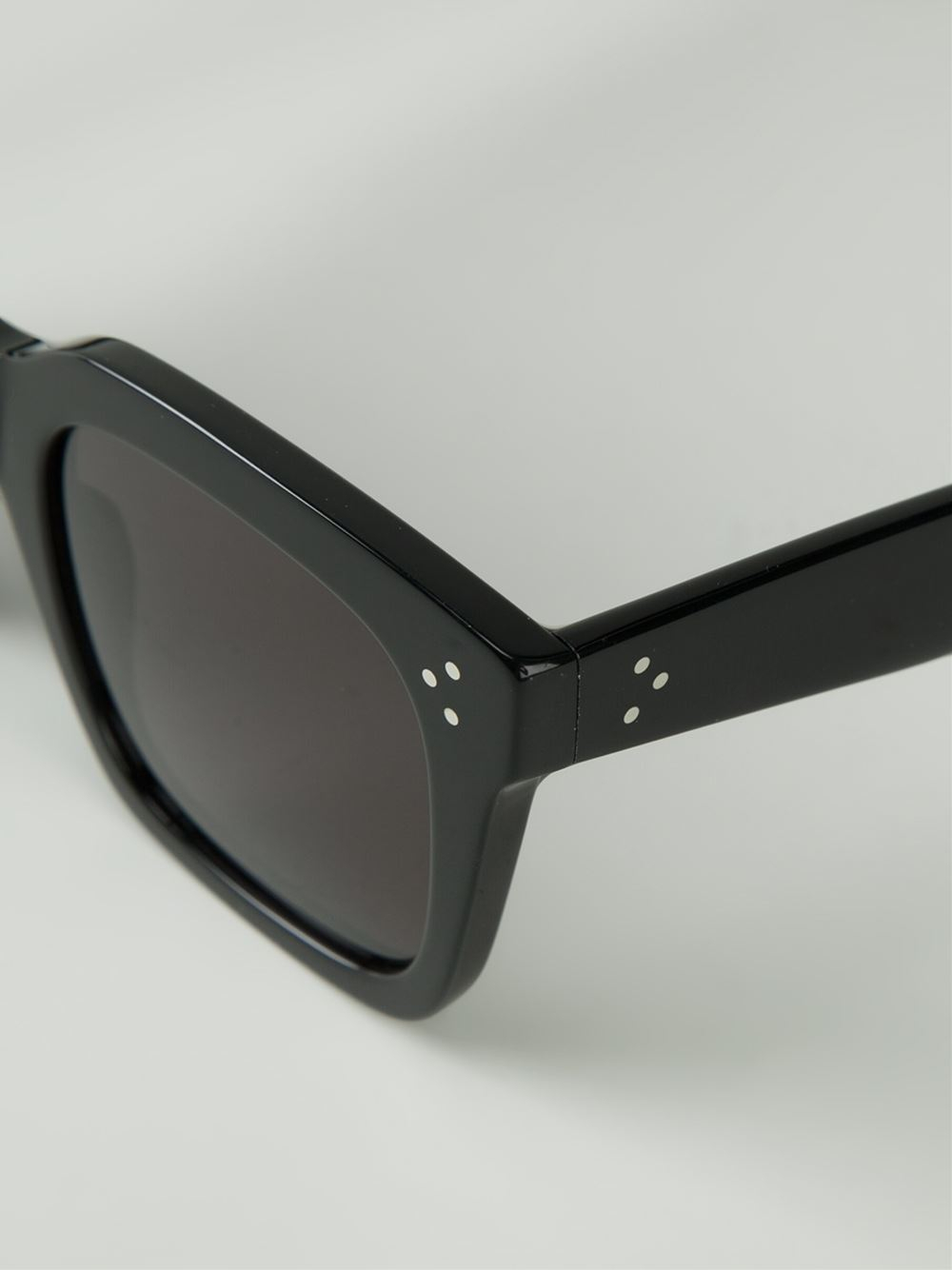Lyst C 233 Line Tilda Sunglasses In Black
