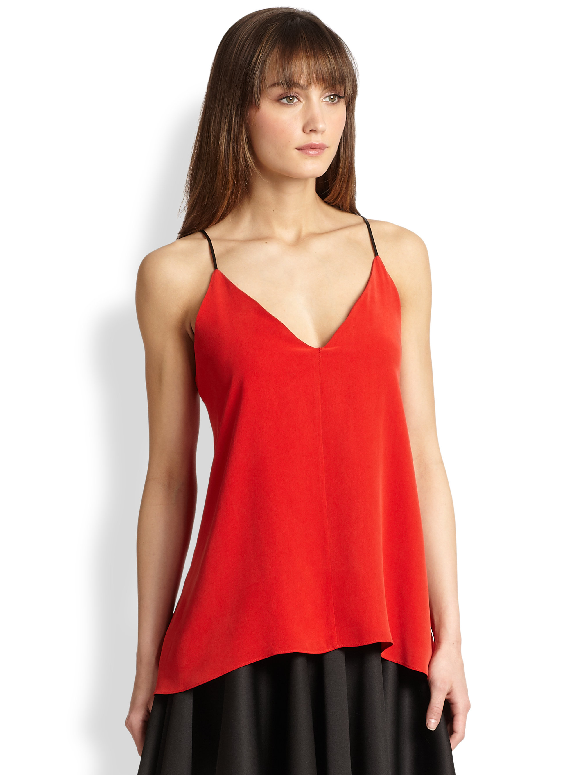 Find red silks tanks at ShopStyle. Shop the latest collection of red silks tanks from the most popular stores - all in one place. Red Silk Tank Top Red Silk Top Red Tank Top Red Tank Red Silk Blouse View Related Searches Free Ship + Free Returns at Nordstrom Yigal Azrouel.