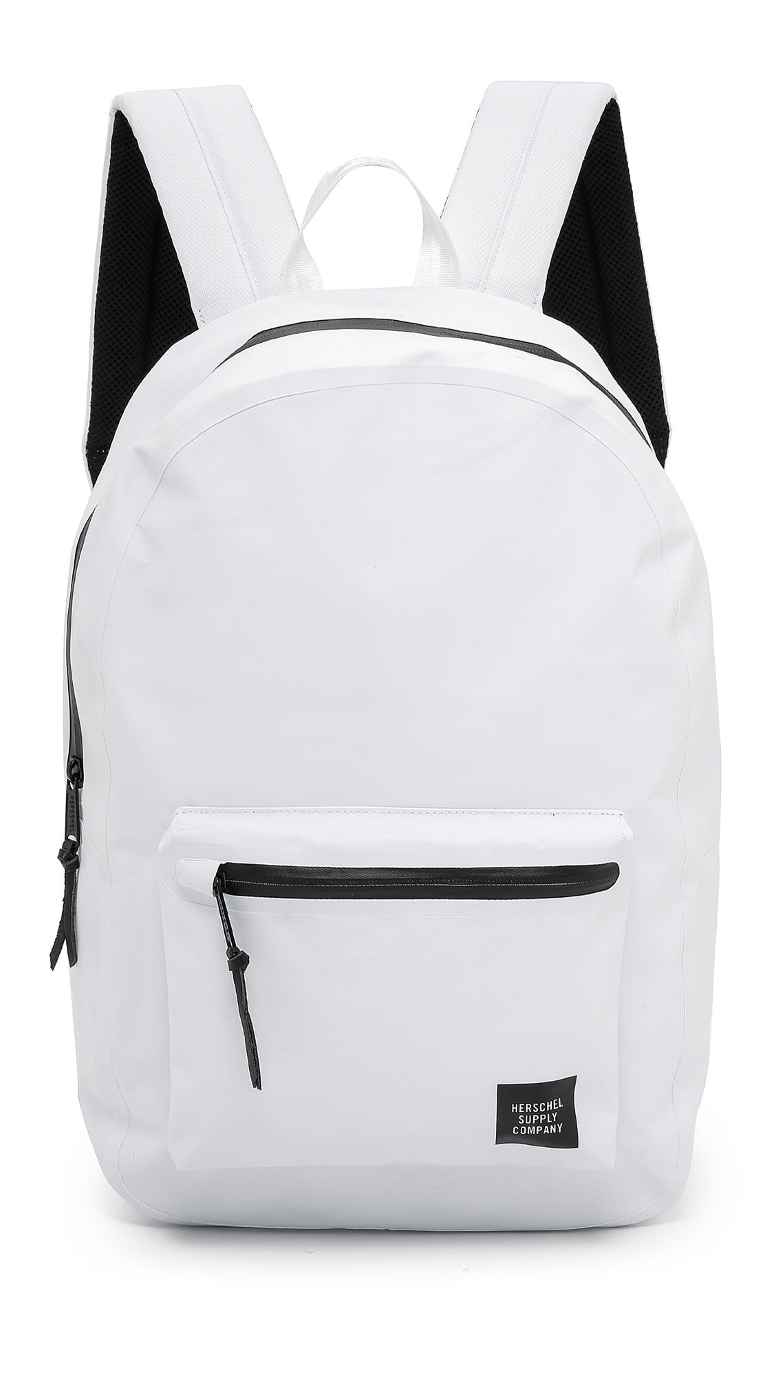 a7ffbe06fca0 Herschel Supply Co. Studio Settlement Backpack in White for Men - Lyst