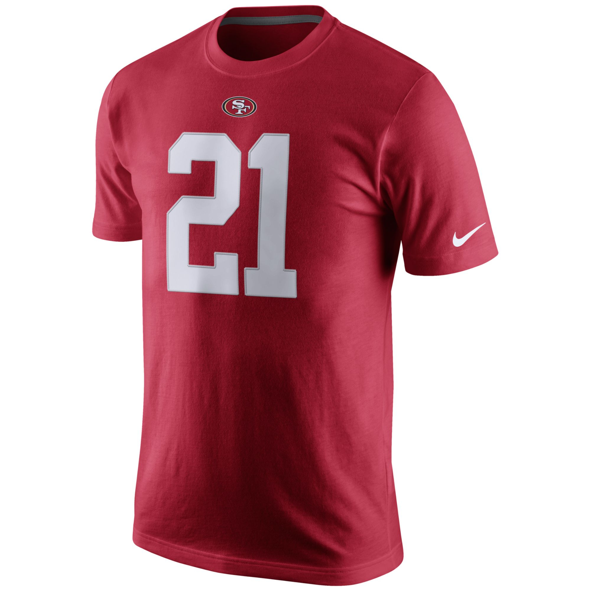 Nike Men'S Short-Sleeve Frank Gore San Francisco 49Ers Pride T-Shirt in Red for Men | Lyst