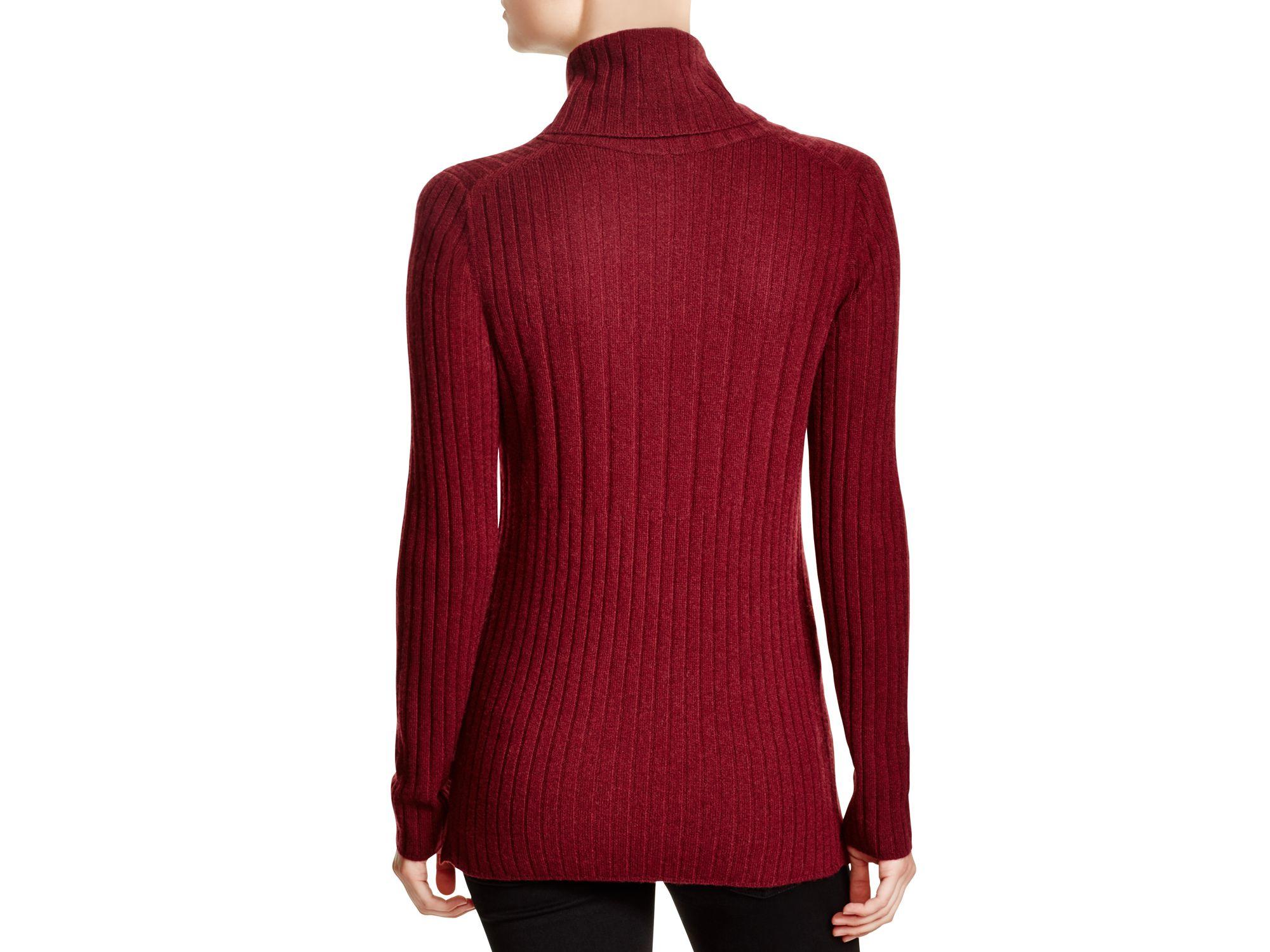 Theory Madalinda Ribbed Cashmere Sweater - Bloomingdale's ...