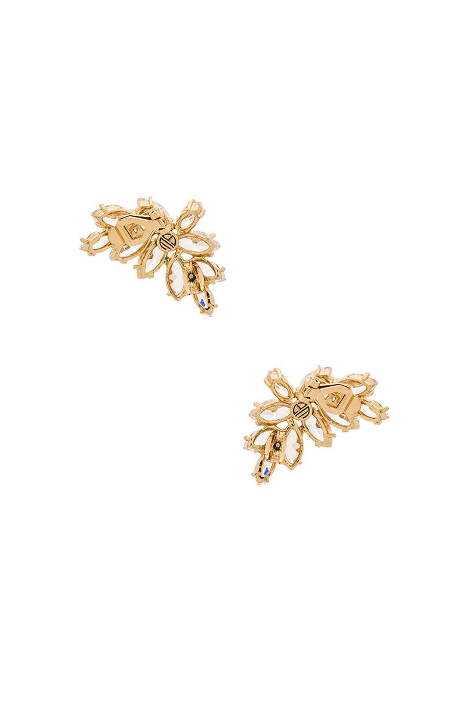 Samantha Wills You Are All I See Earring Cuffs in Metallic Gold 3m7OYmlGw