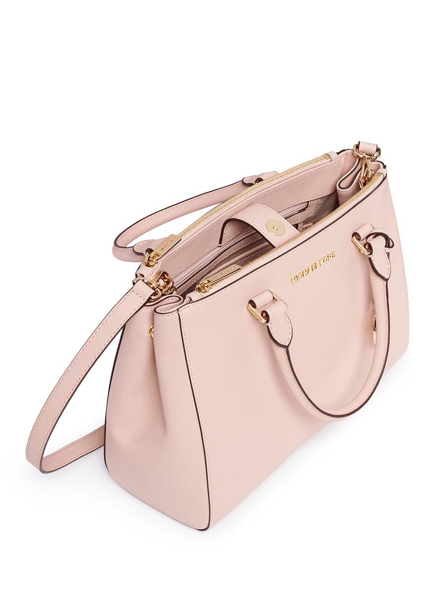 ddfdf66c0bdc pink sutton michael kors jet set macbook tote luggage - Marwood ...