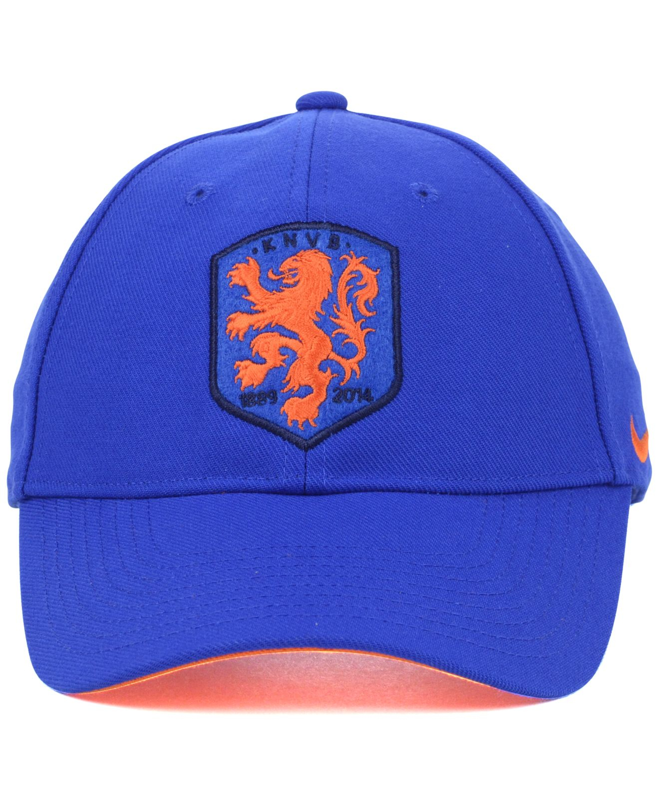 651acb8f9dd Lyst - Nike Netherlands World Cup National Team Core Cap in Blue for Men