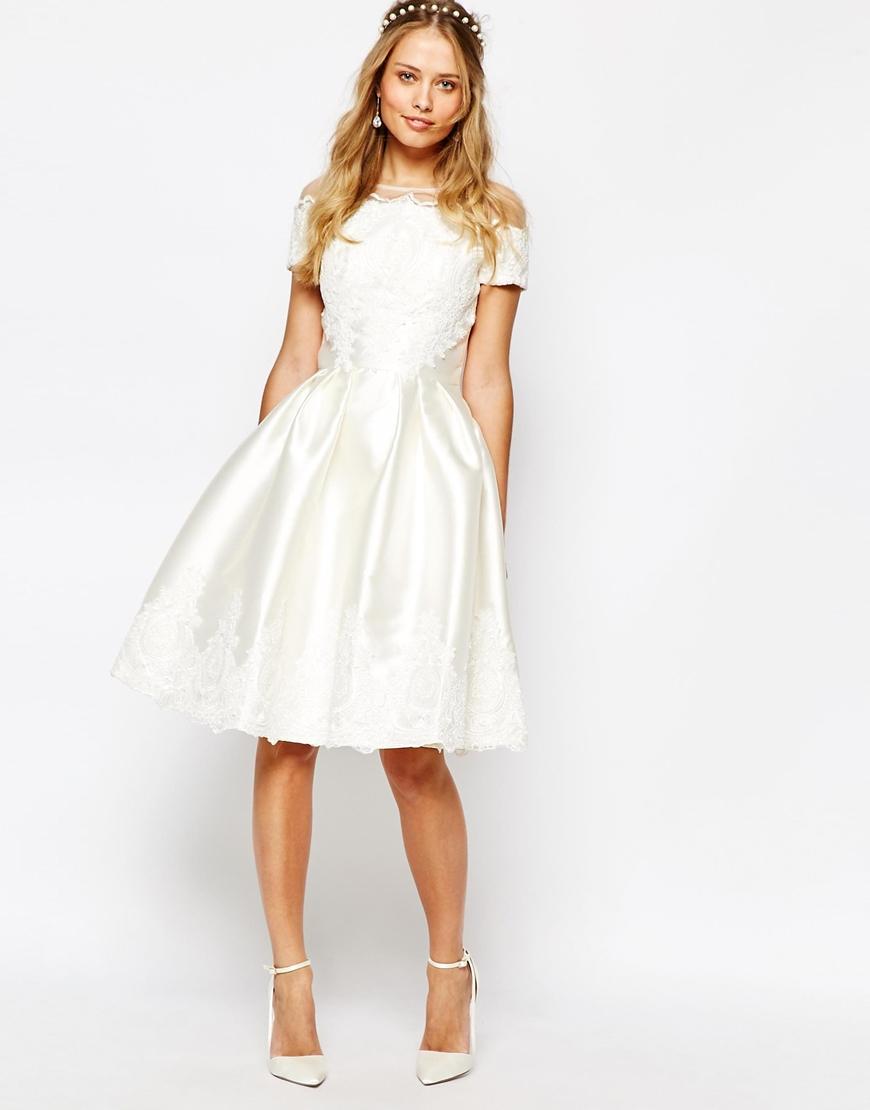 cdf55027643 Chi Chi London Bridal Lace Maxi Dress - Gomes Weine AG