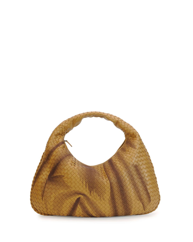 230a4a8d3c7 Bottega Veneta Veneta Intrecciato Large Shadow Hobo Bag in Natural ...