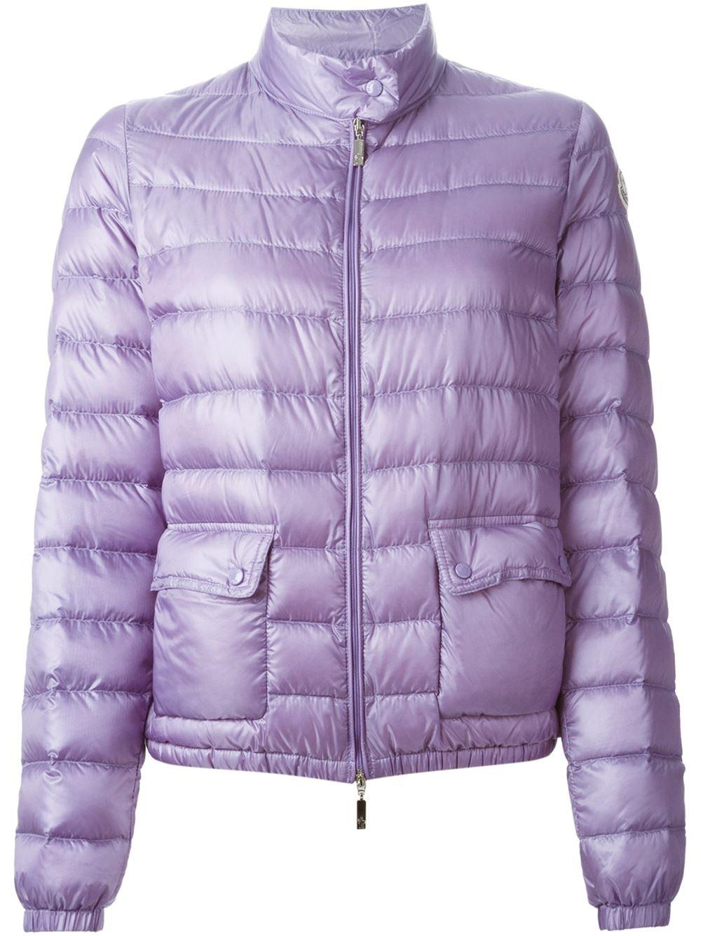moncler jackets purple