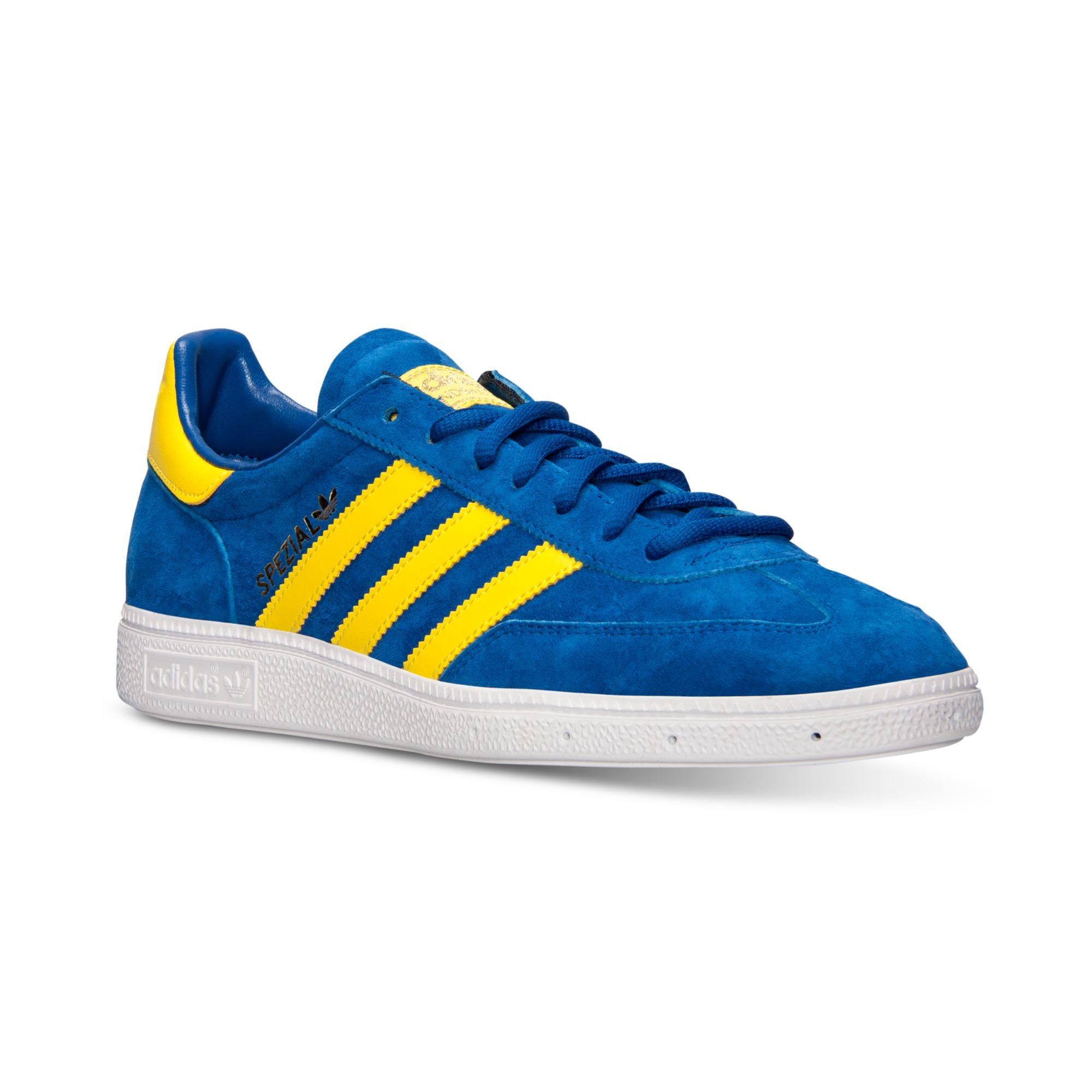 d78f55ef92302b Adidas Originals Men S Spezial Casual Sneakers From Finish