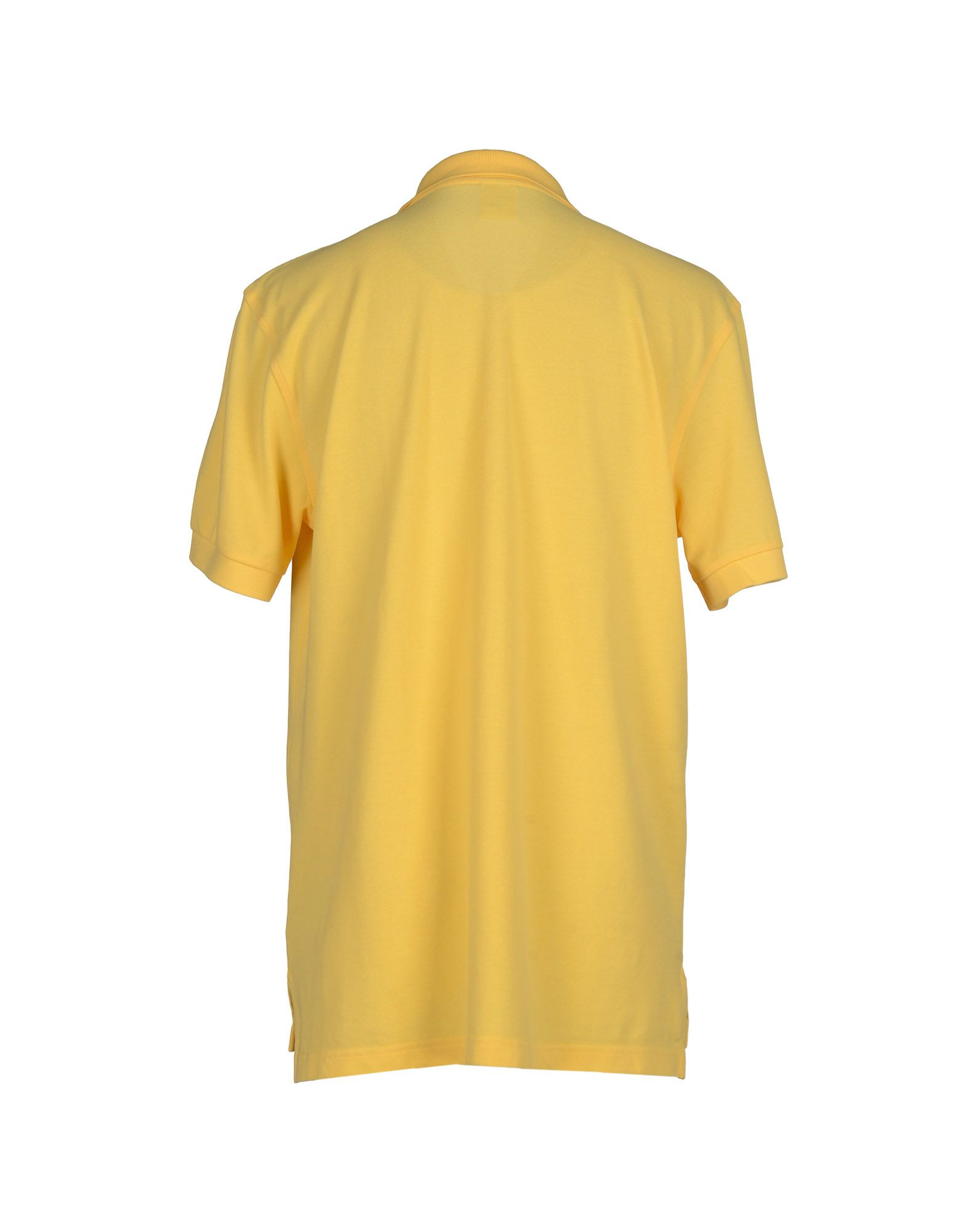 Lyst brooks brothers polo shirt in yellow for men for Brooks brothers custom shirt