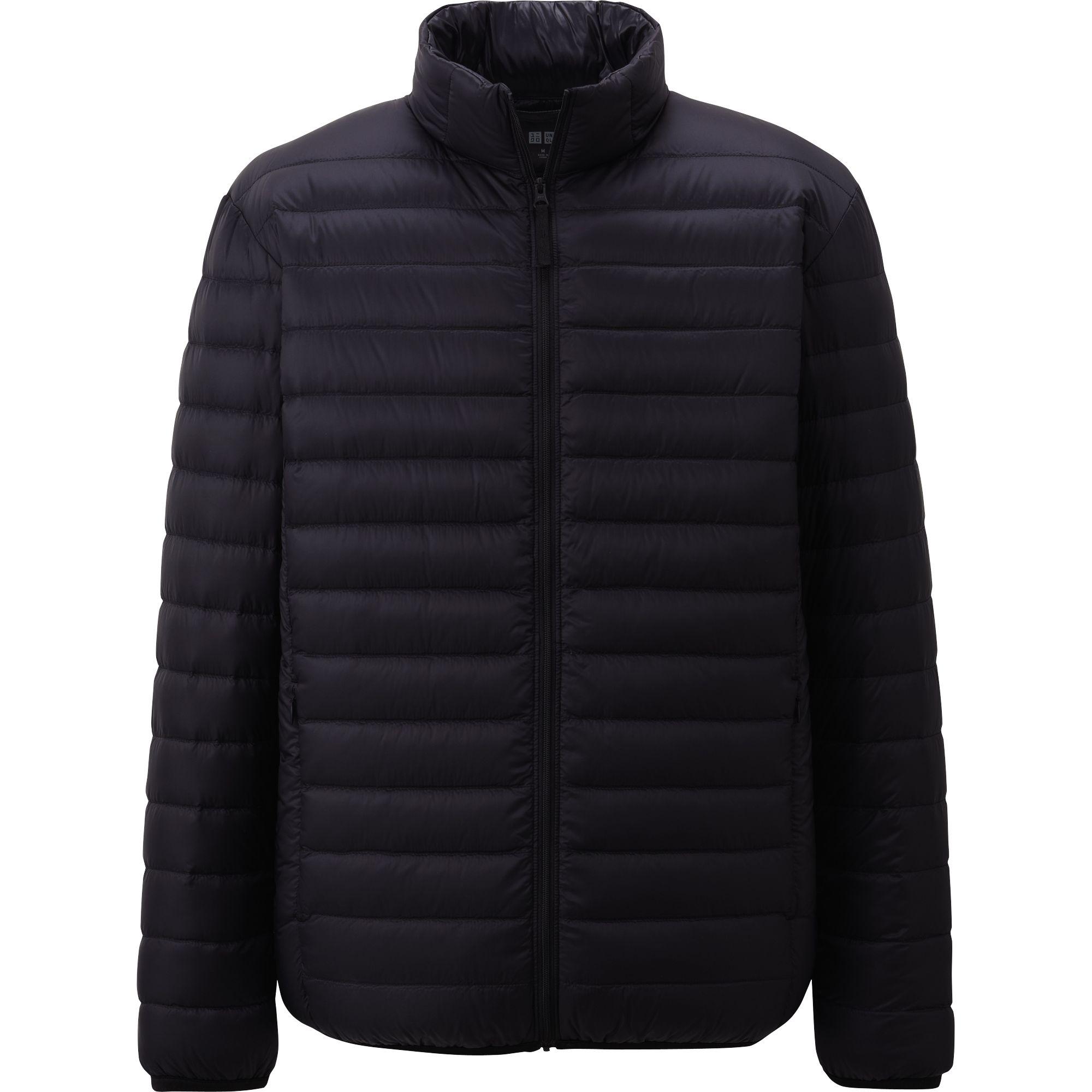 Uniqlo Ultra Light Down Jacket In Black For Men Lyst