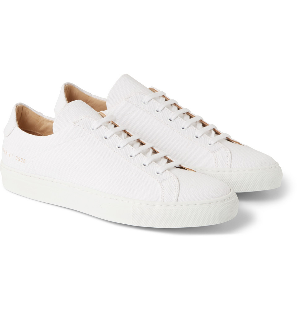 ee959cf1b9b7 Gallery. Previously sold at  MR PORTER · Men s Common Projects Achilles ...