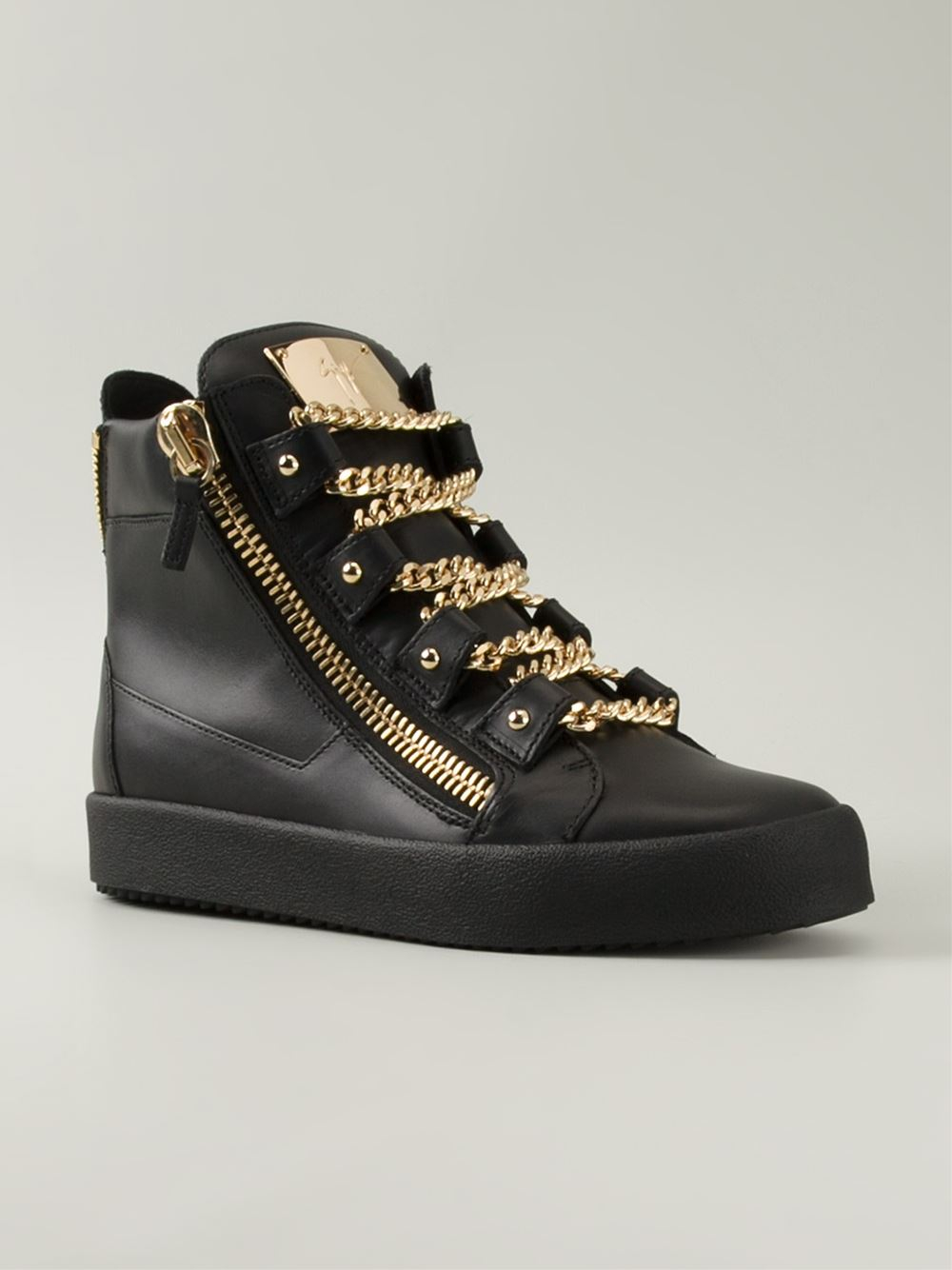 Conception Zanotti Chaussure À Lacets Giuseppe-up owyF2G1UFX
