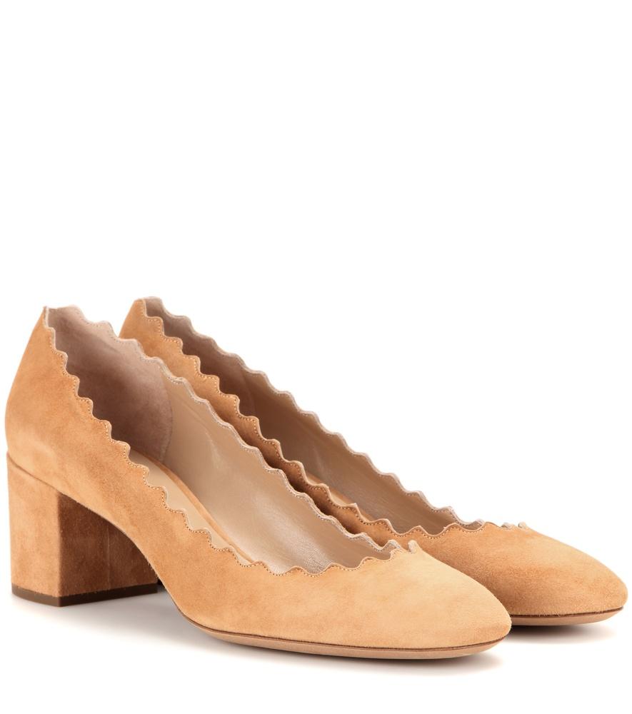 Mens Brown Pumps Shoes