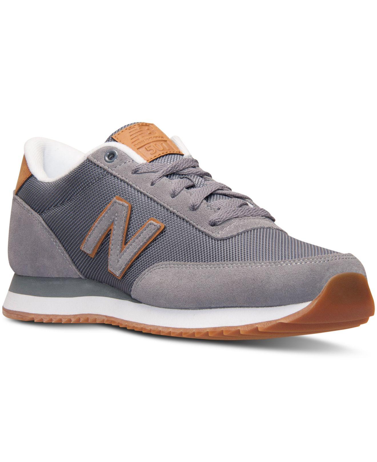 new balance brown sole