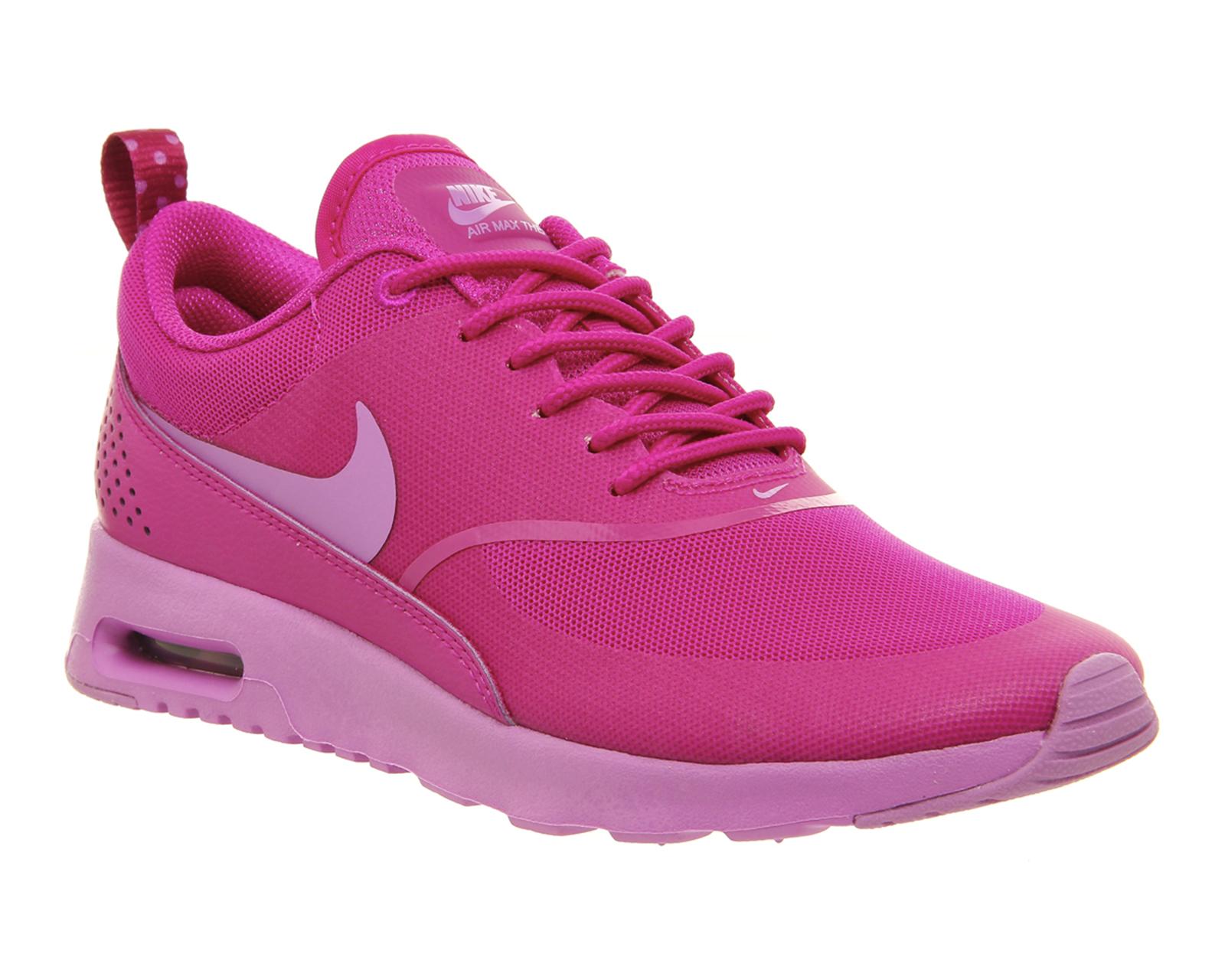 innovative design 7cd95 1f6d6 Nike Air Max Thea in Purple - Lyst