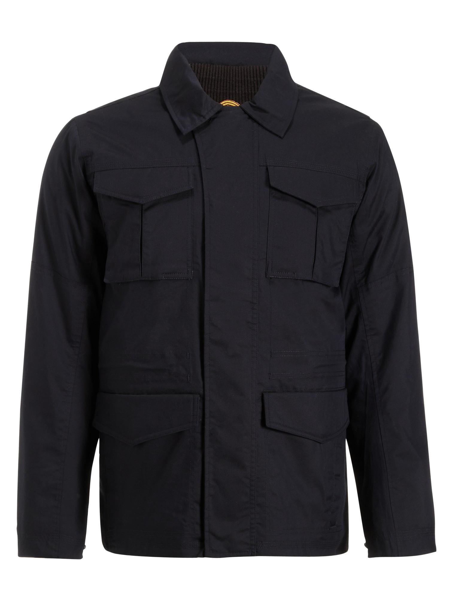 Timberland Abington 3in1 Waterproof Field Jacket In Blue