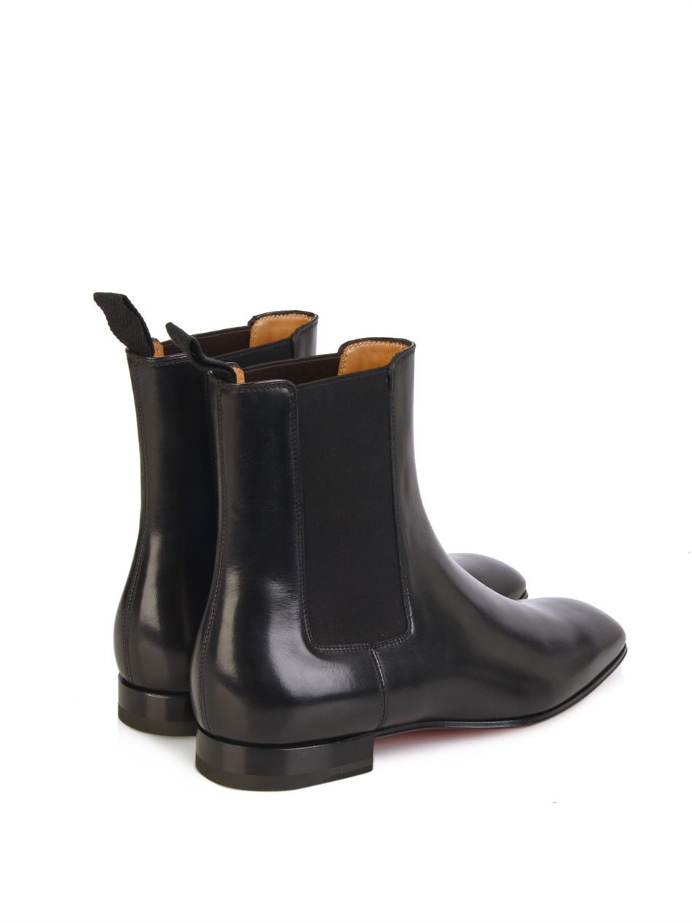 christian louboutin chelsea boots mens