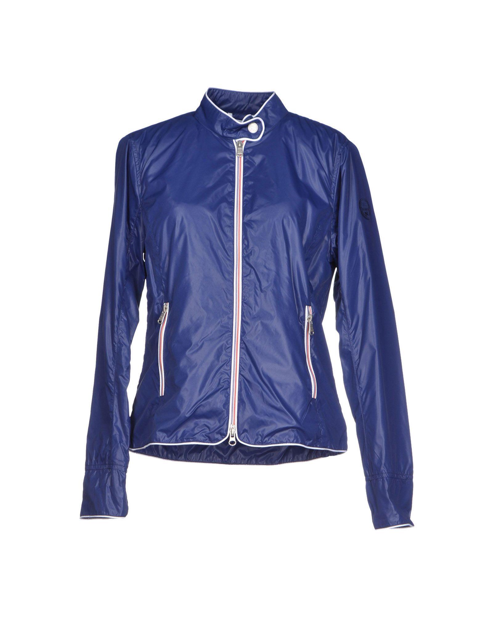north sails jacket in blue save 71 lyst. Black Bedroom Furniture Sets. Home Design Ideas