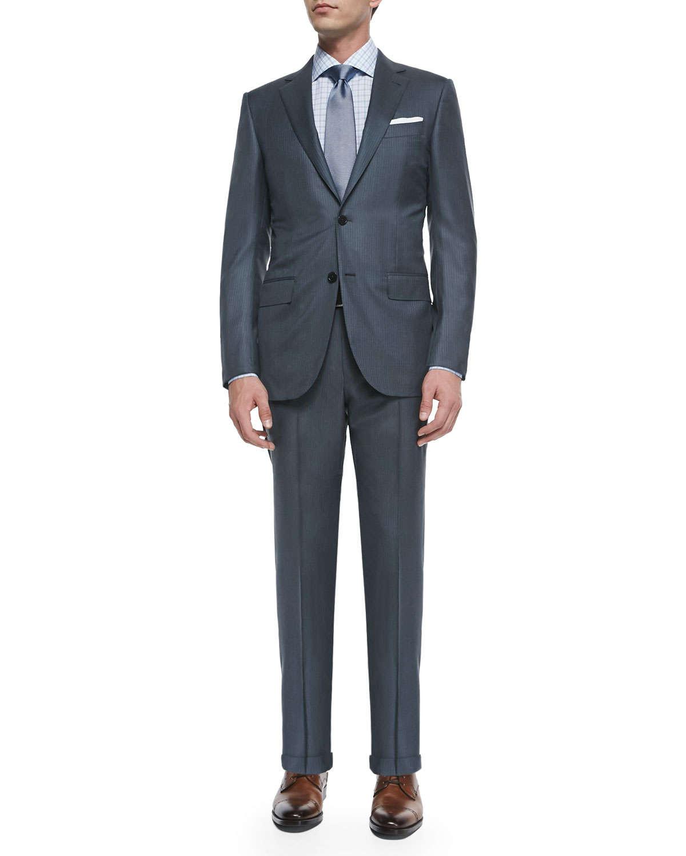 Two part suit