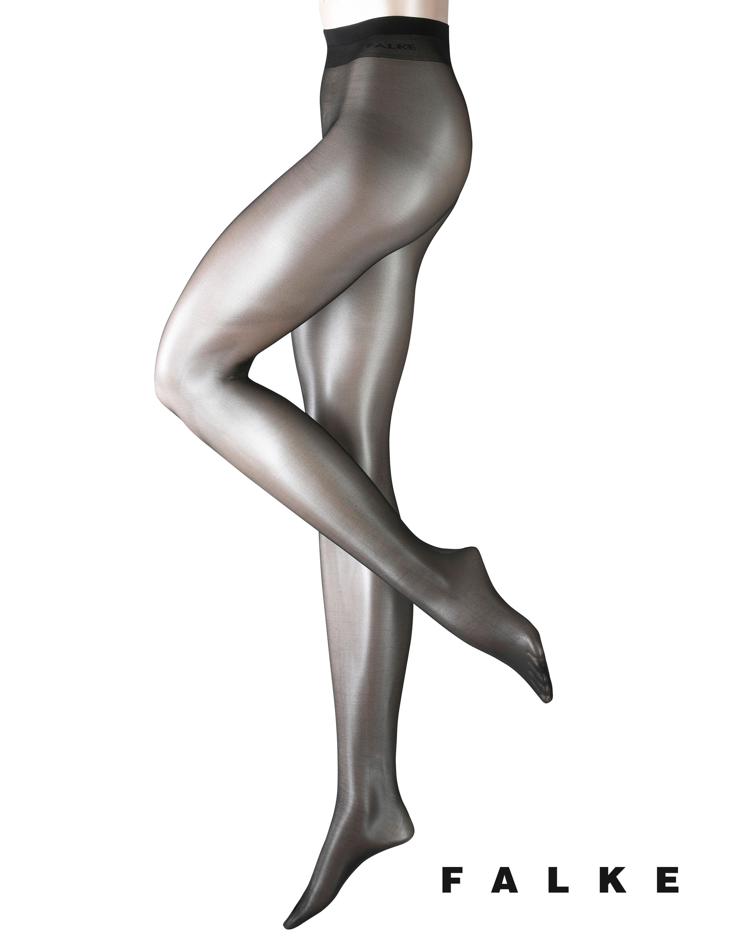 38db3d11228 Falke Pure Matt 20 Tights in Black - Lyst
