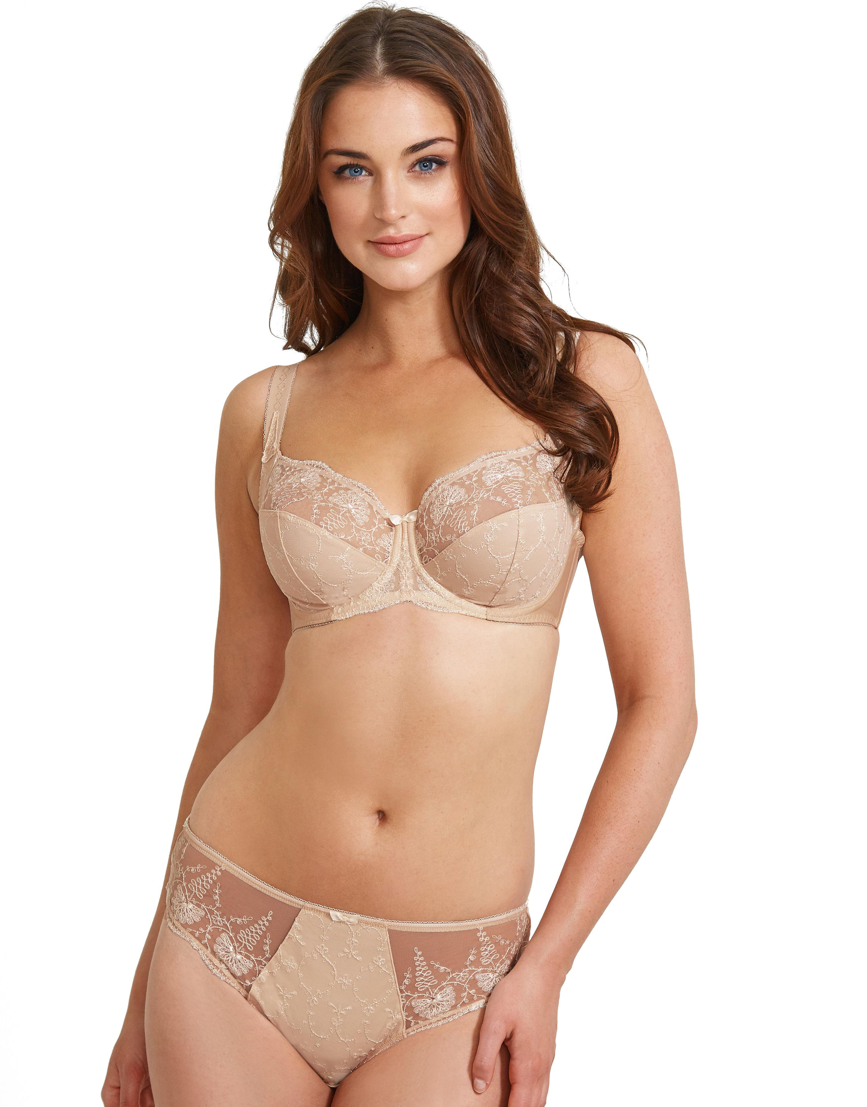 03f09c66338dd Fantasie Elodie Underwired Bra With Side Support - Lyst