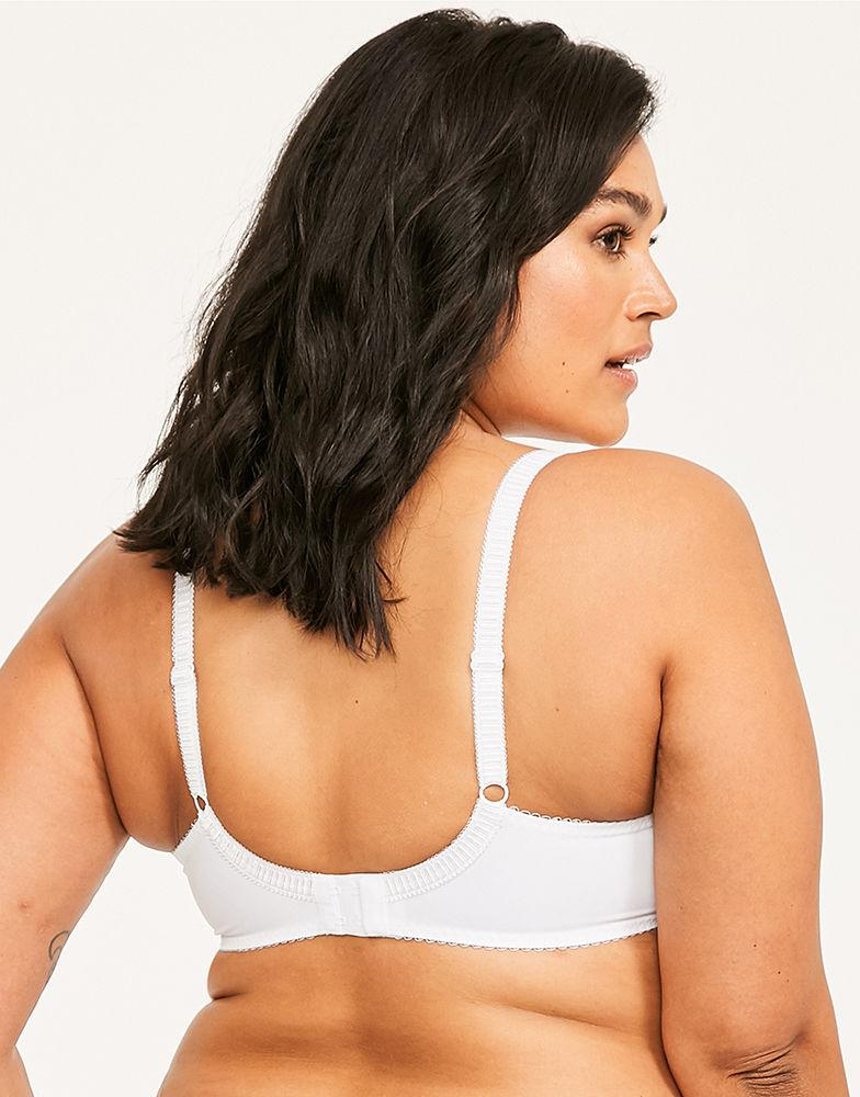 aed1ce67e Fantasie Lois Underwired Bra With Side Support in White - Lyst