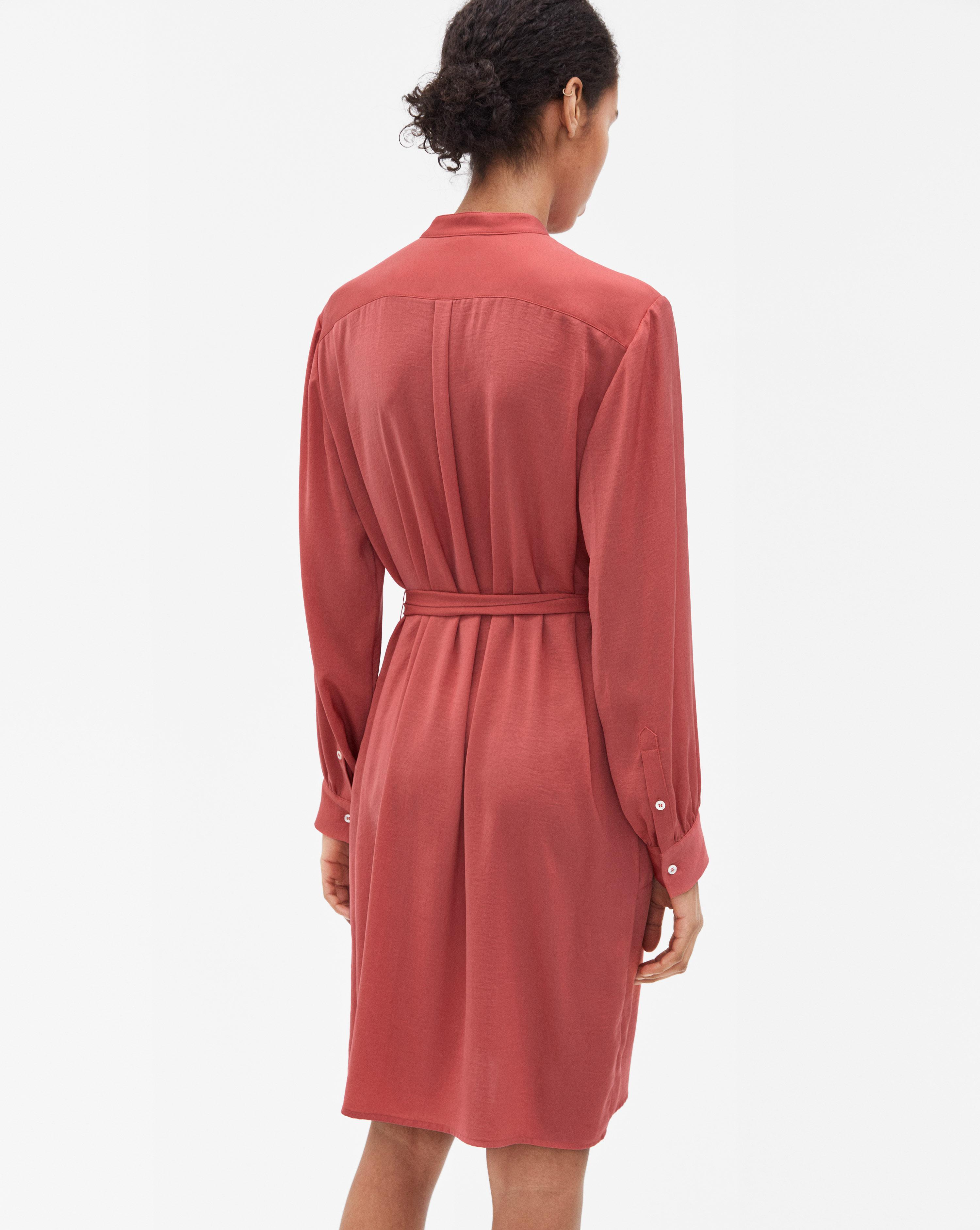 filippa k print shirt dress