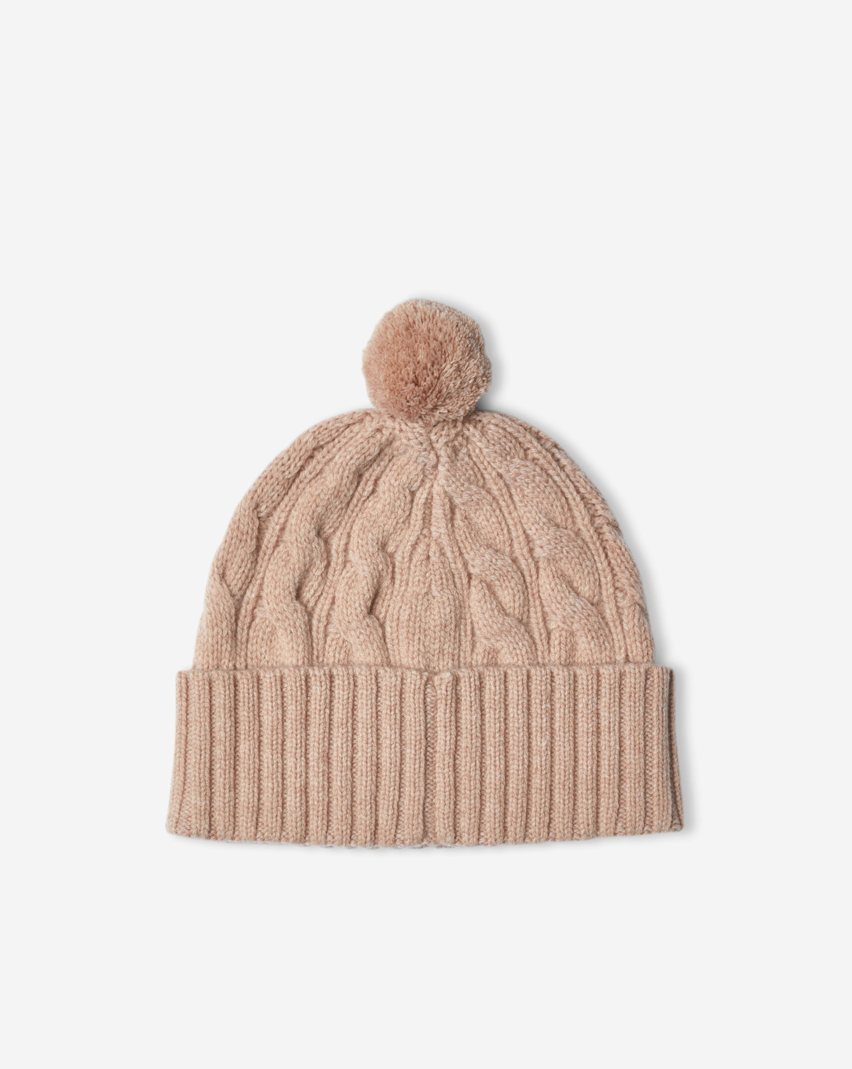 c55eb8c0220a6e Filippa K Braided Hat Blush Melange - Lyst